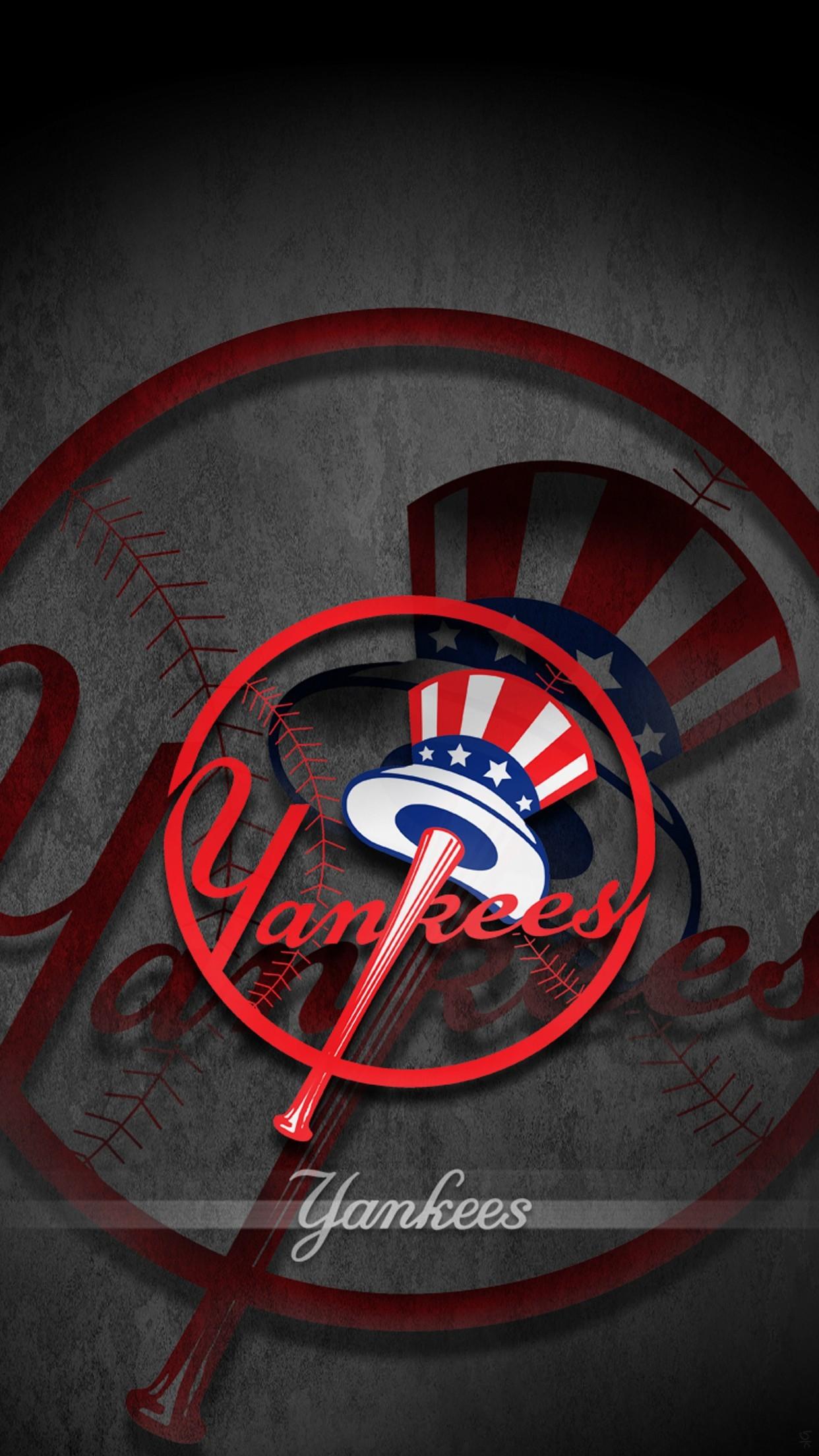 Yankee logo wallpaper