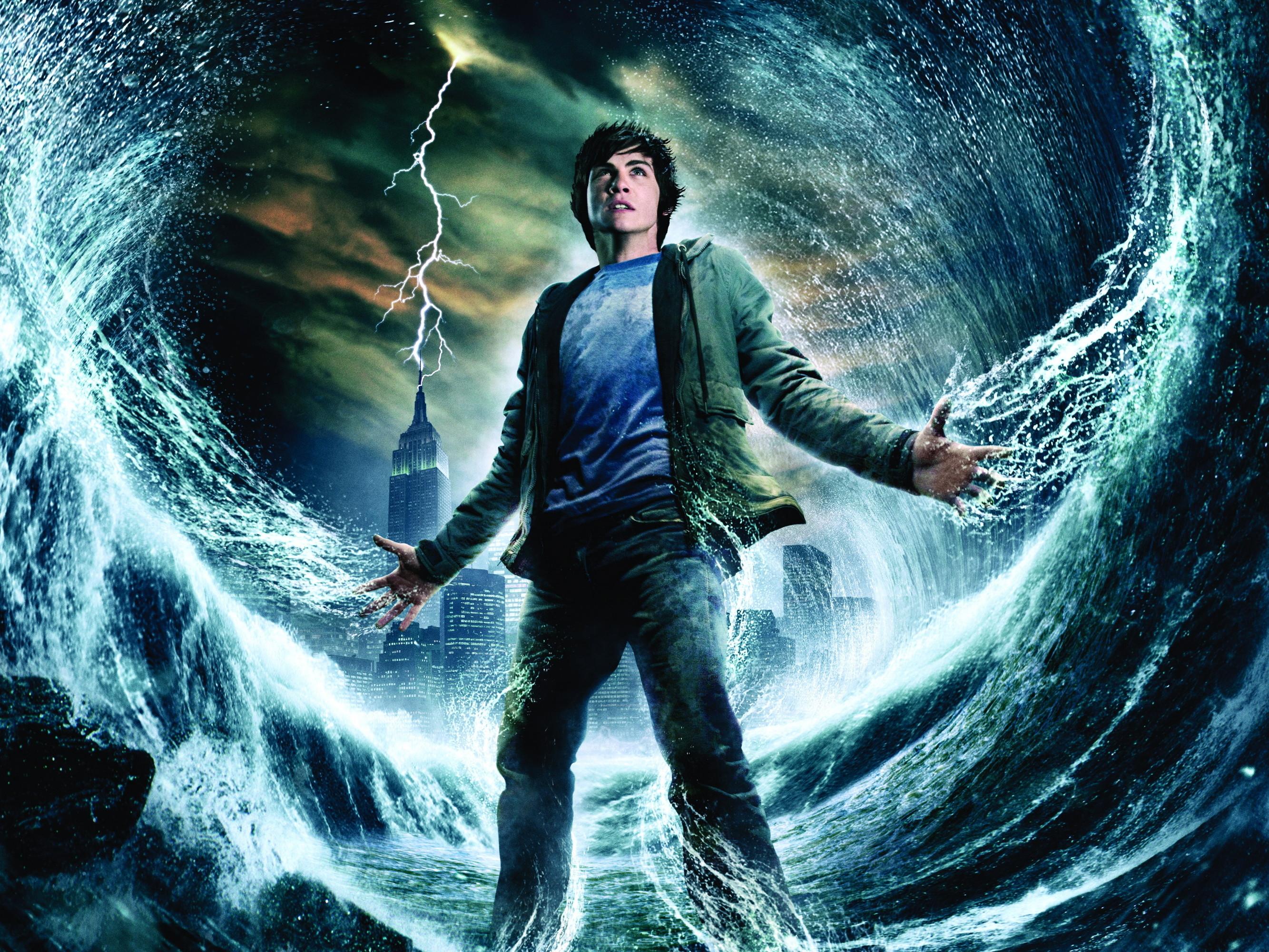 Logan Lerman As Percy Jackson Wallpaper ·① WallpaperTag