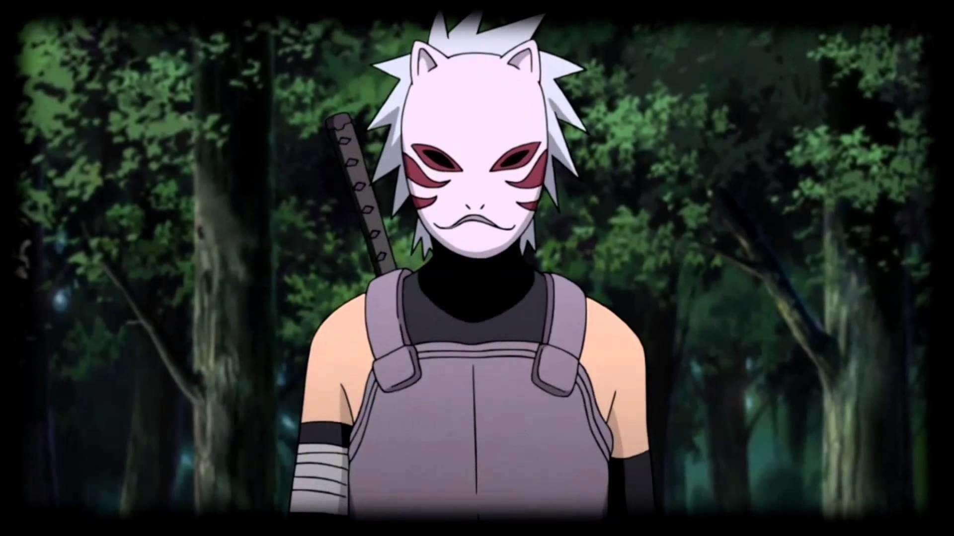 Naruto As A Anbu Kakashi Hatake Anbu Wa...