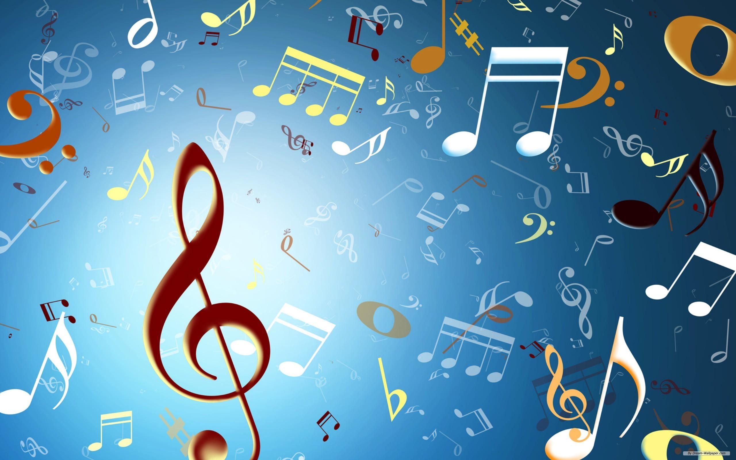 Бесплатные Обои Музыка