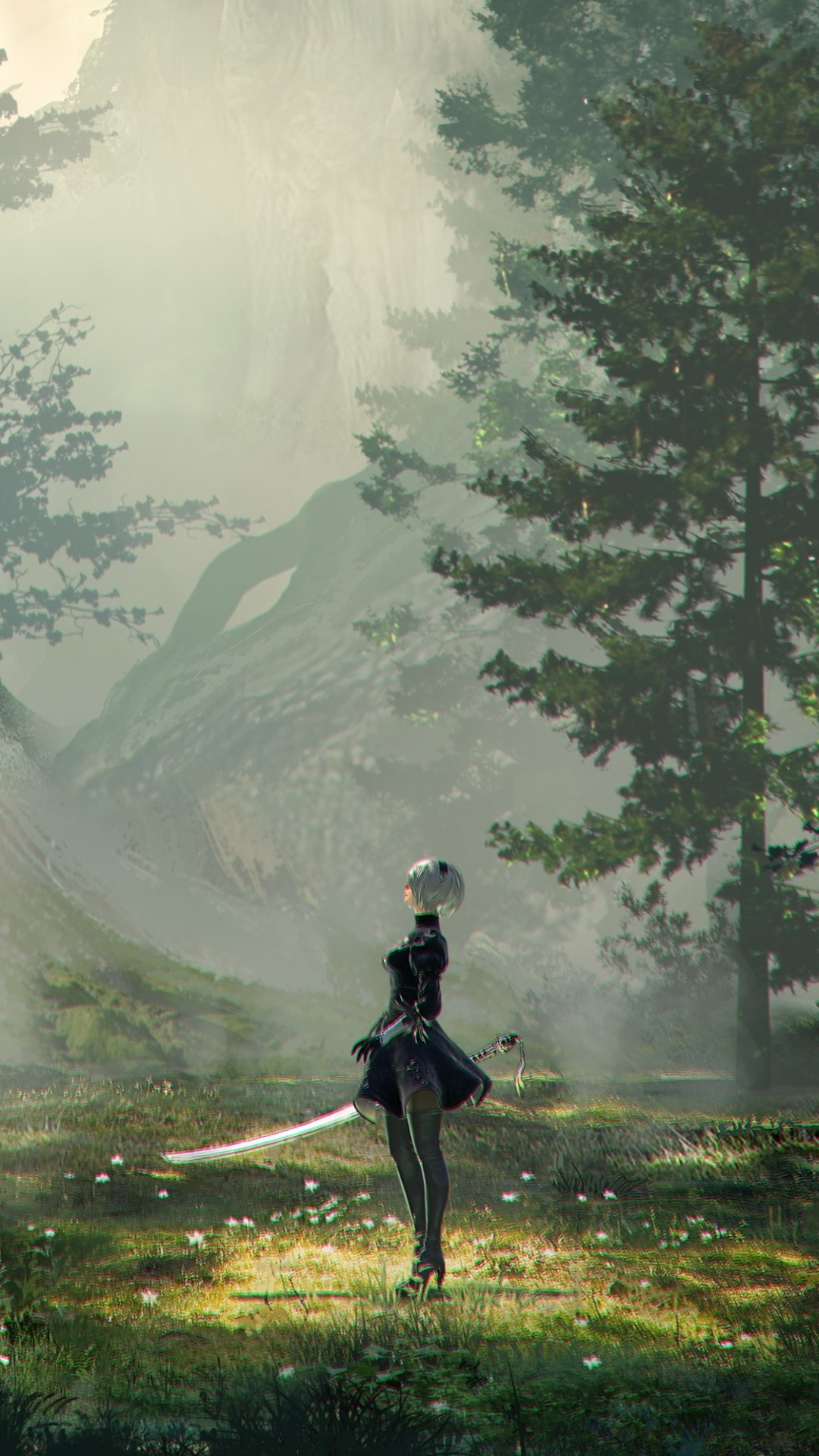 nier automata wallpaper  u00b7 u2460 download free cool high