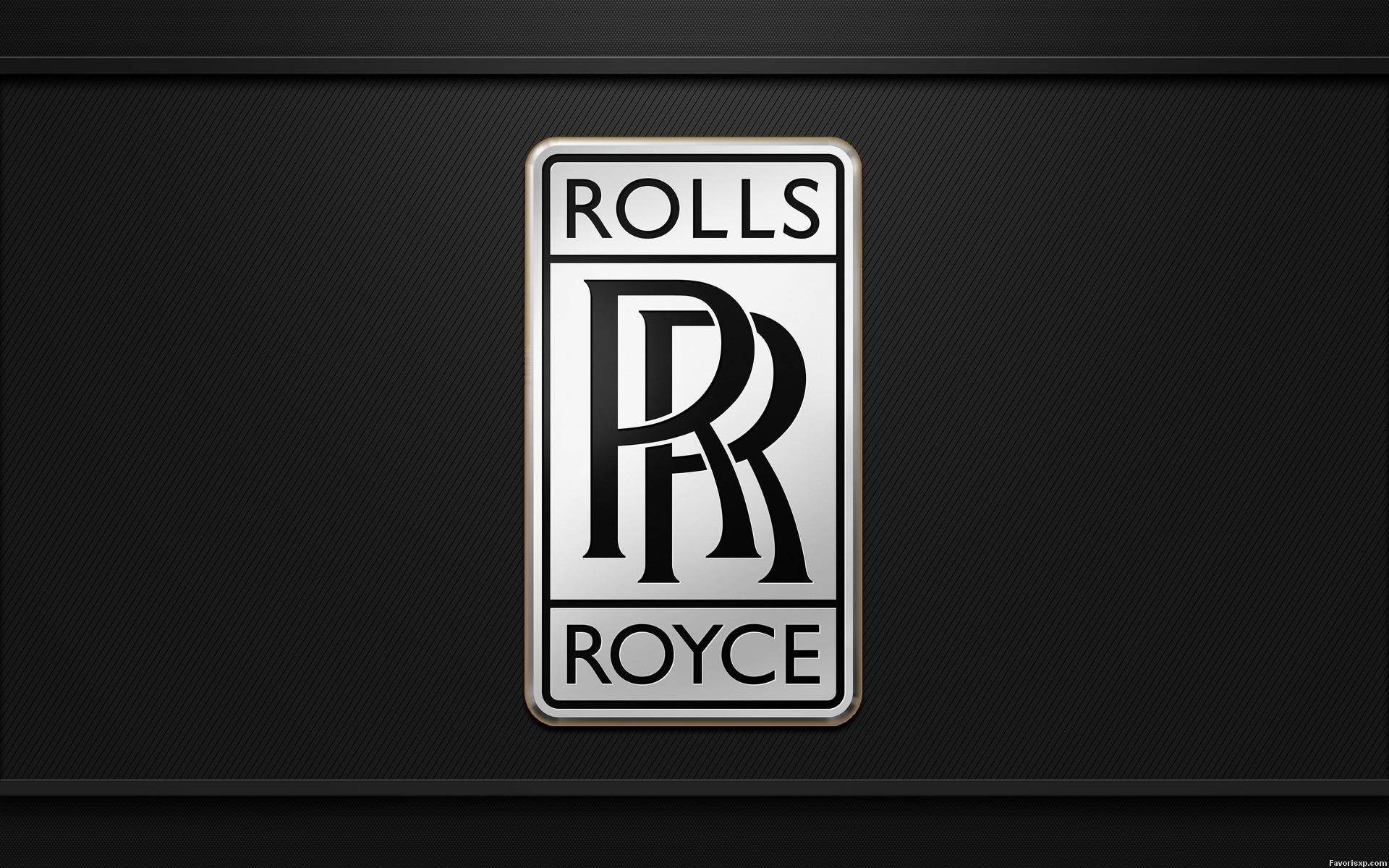 rolls royce logo - HD1920×1200