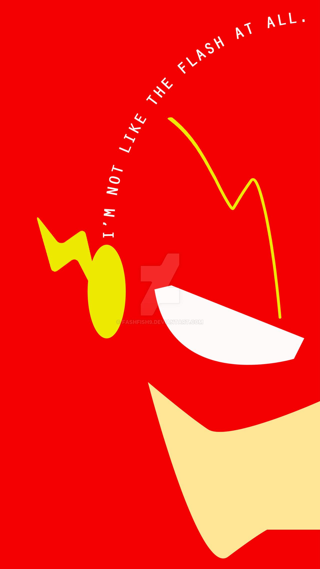 Kid Flash Wallpapers 1