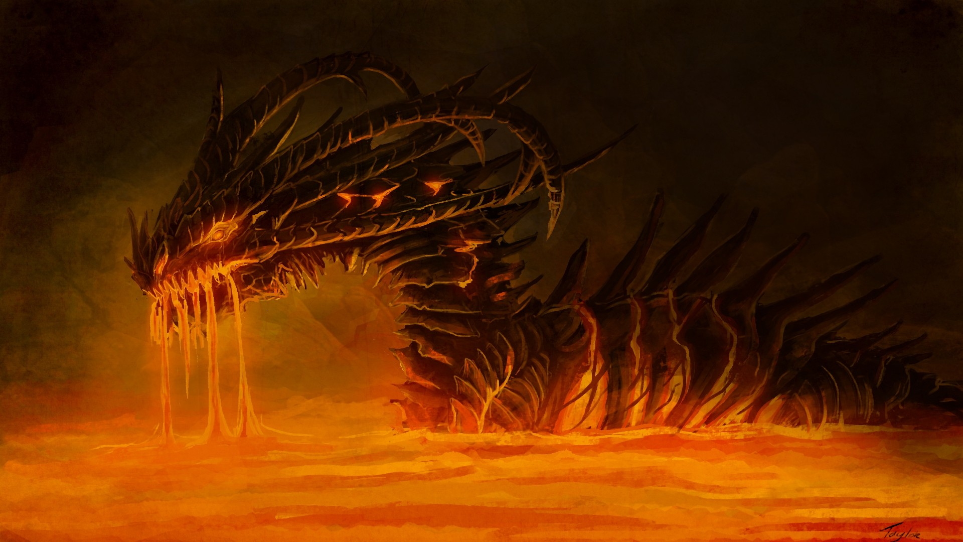 Dragon background download free amazing full hd - Dragon backgrounds 1920x1080 ...
