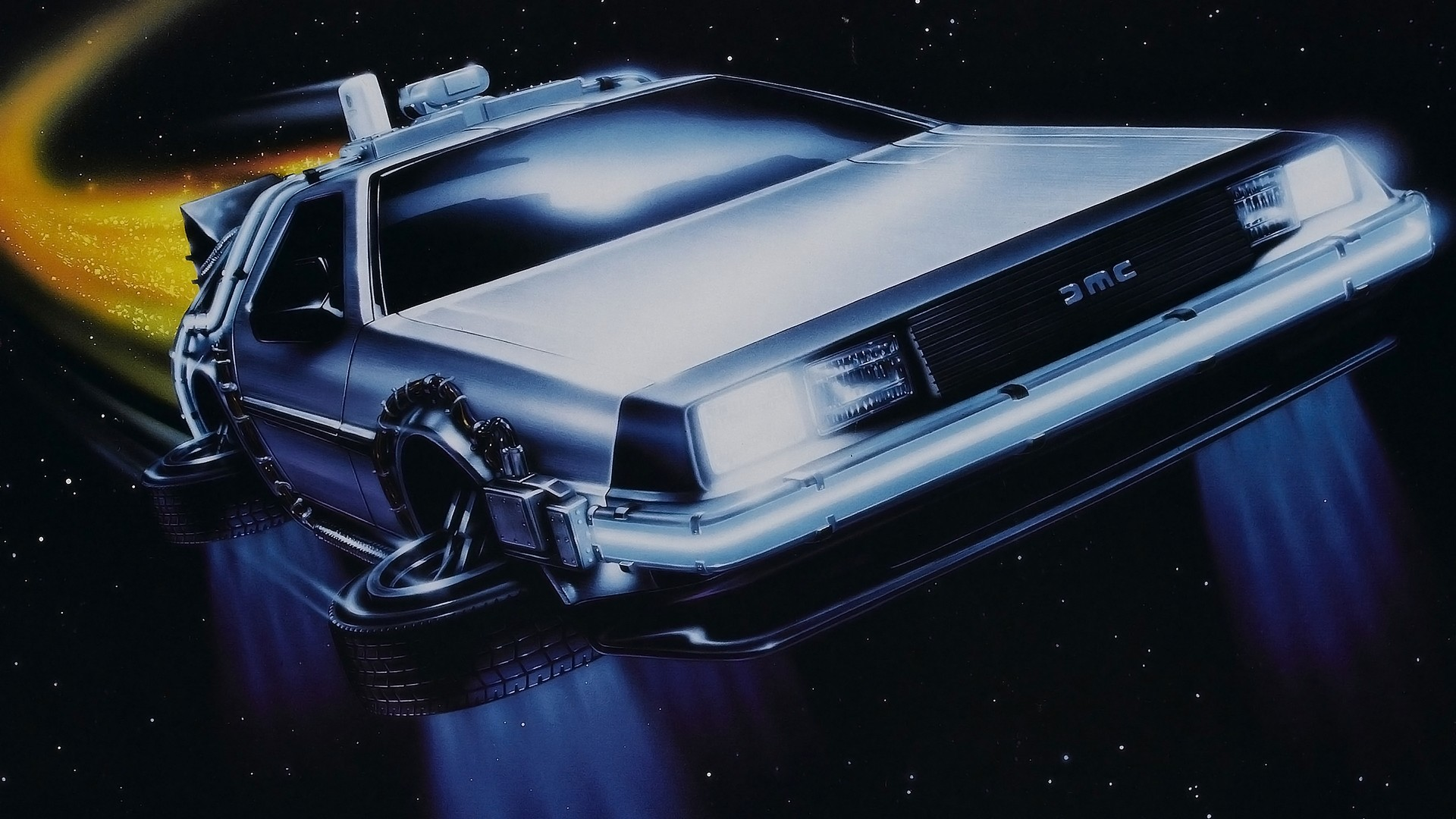 2000x1236 Back To The Future, DeLorean Wallpapers HD / Desktop and Mobile Backgrounds