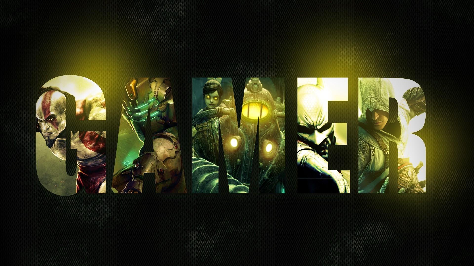 hd gaming wallpaper ·①