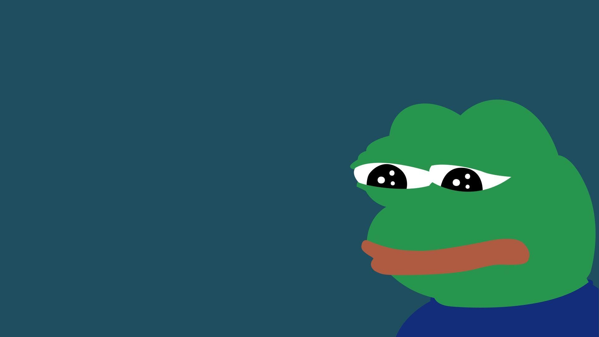 pepe the frog wallpapers