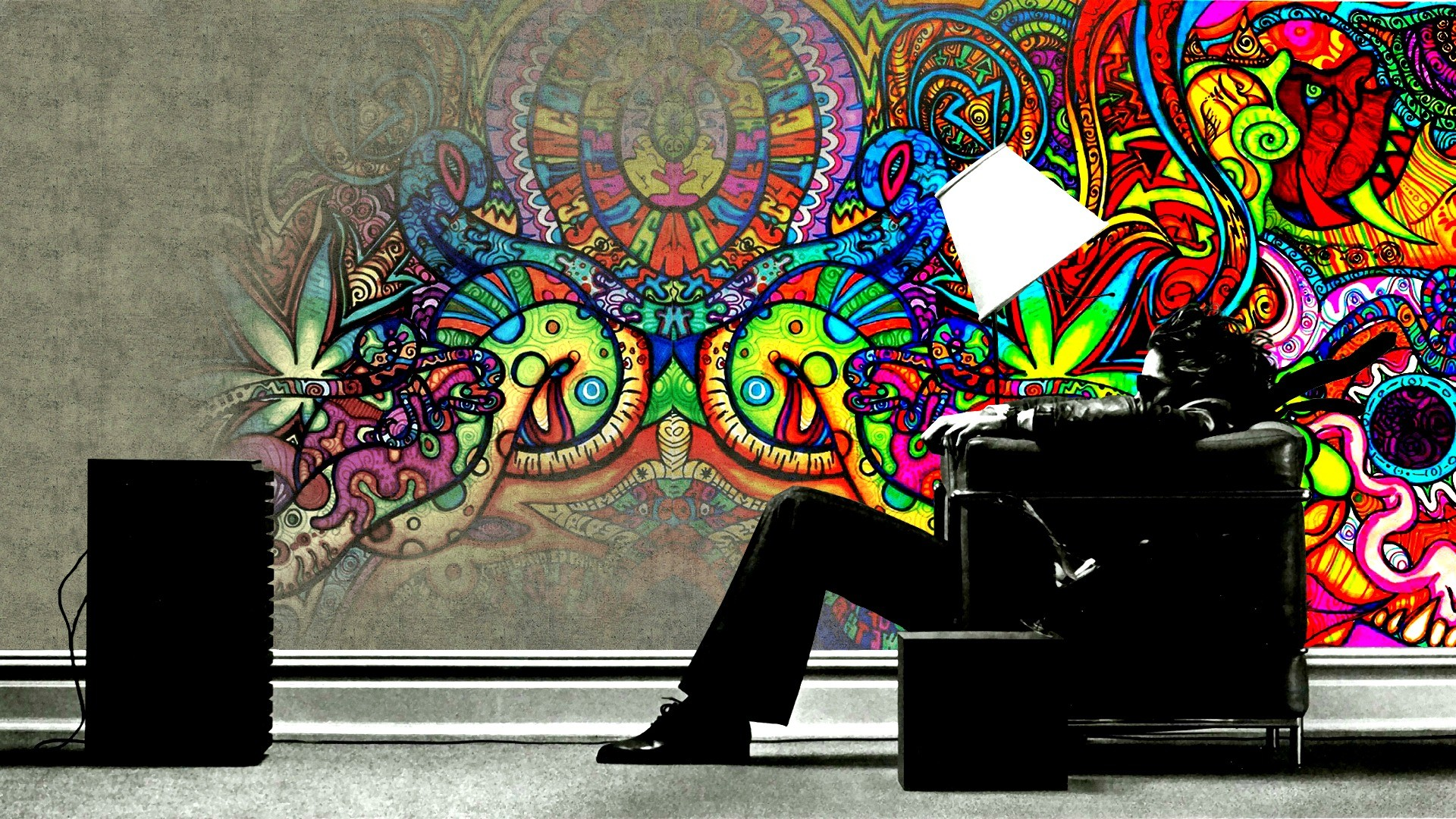 Psychedelic hd wallpapers wallpapertag - Psychedelic wallpaper hd ...