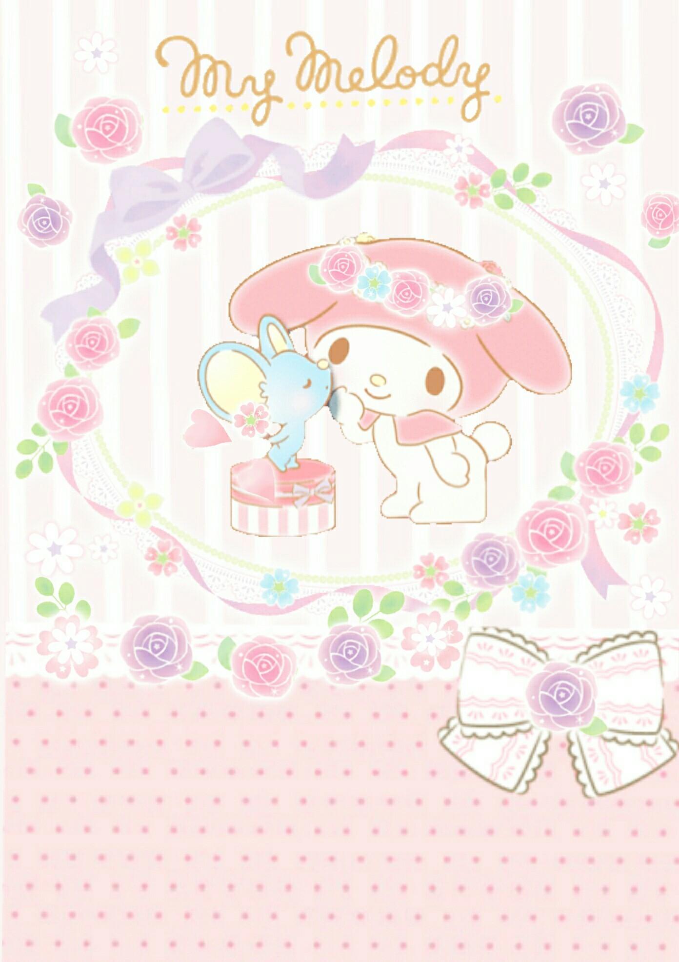 My Melody Wallpaper ·① WallpaperTag