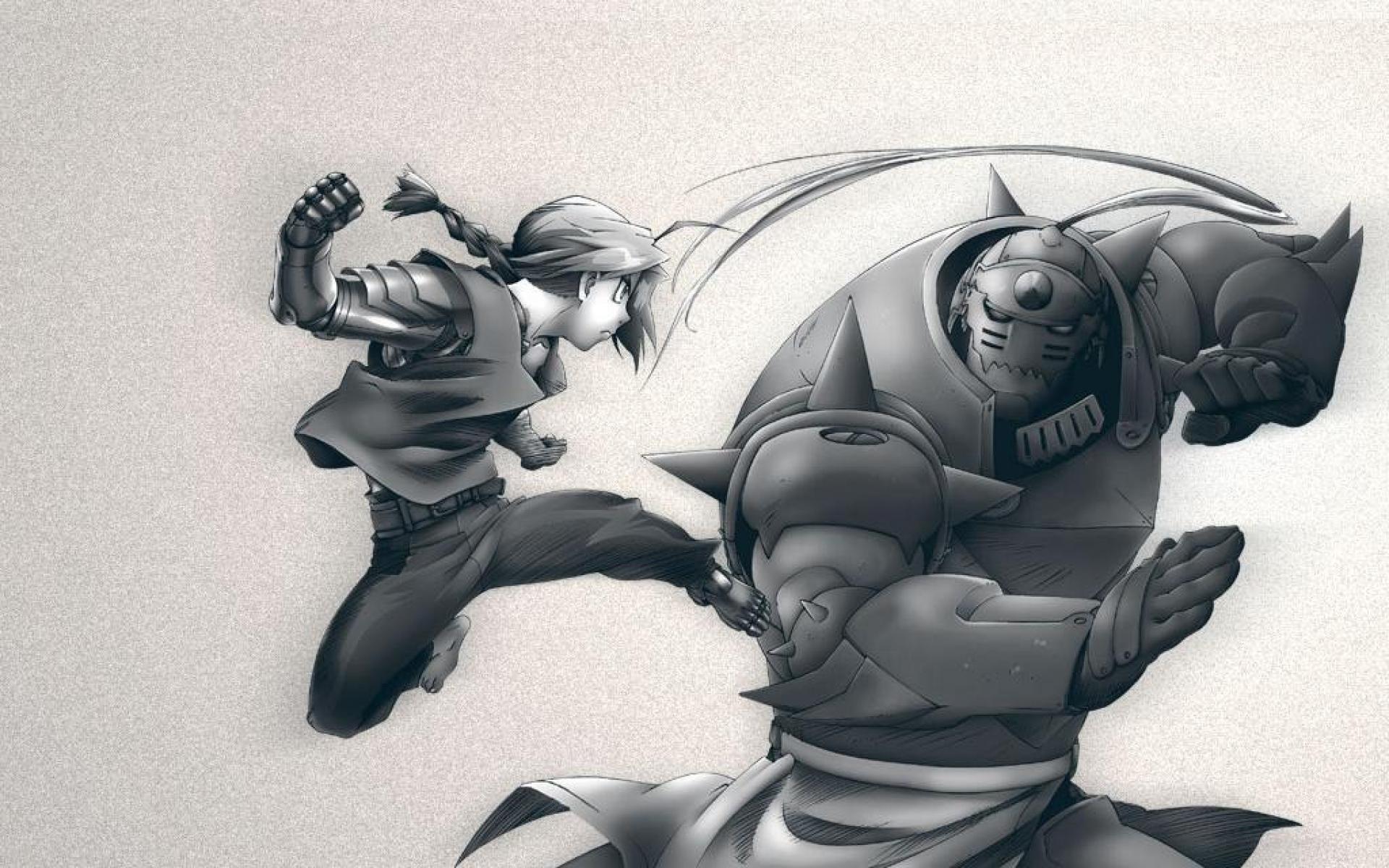 Fullmetal Alchemist Brotherhood wallpaper ·① Download free ...