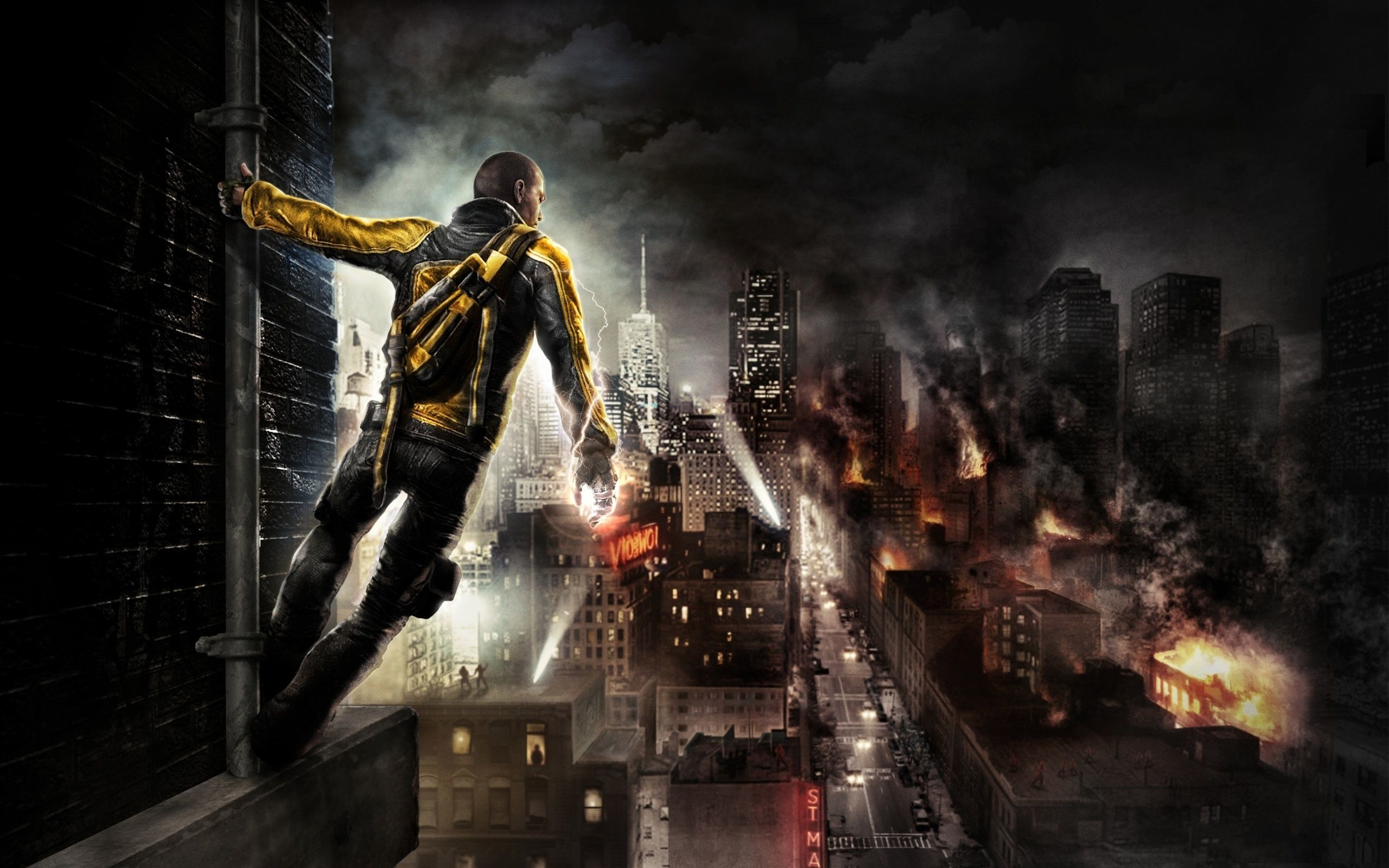 Infamous 2 Wallpapers ·① WallpaperTag