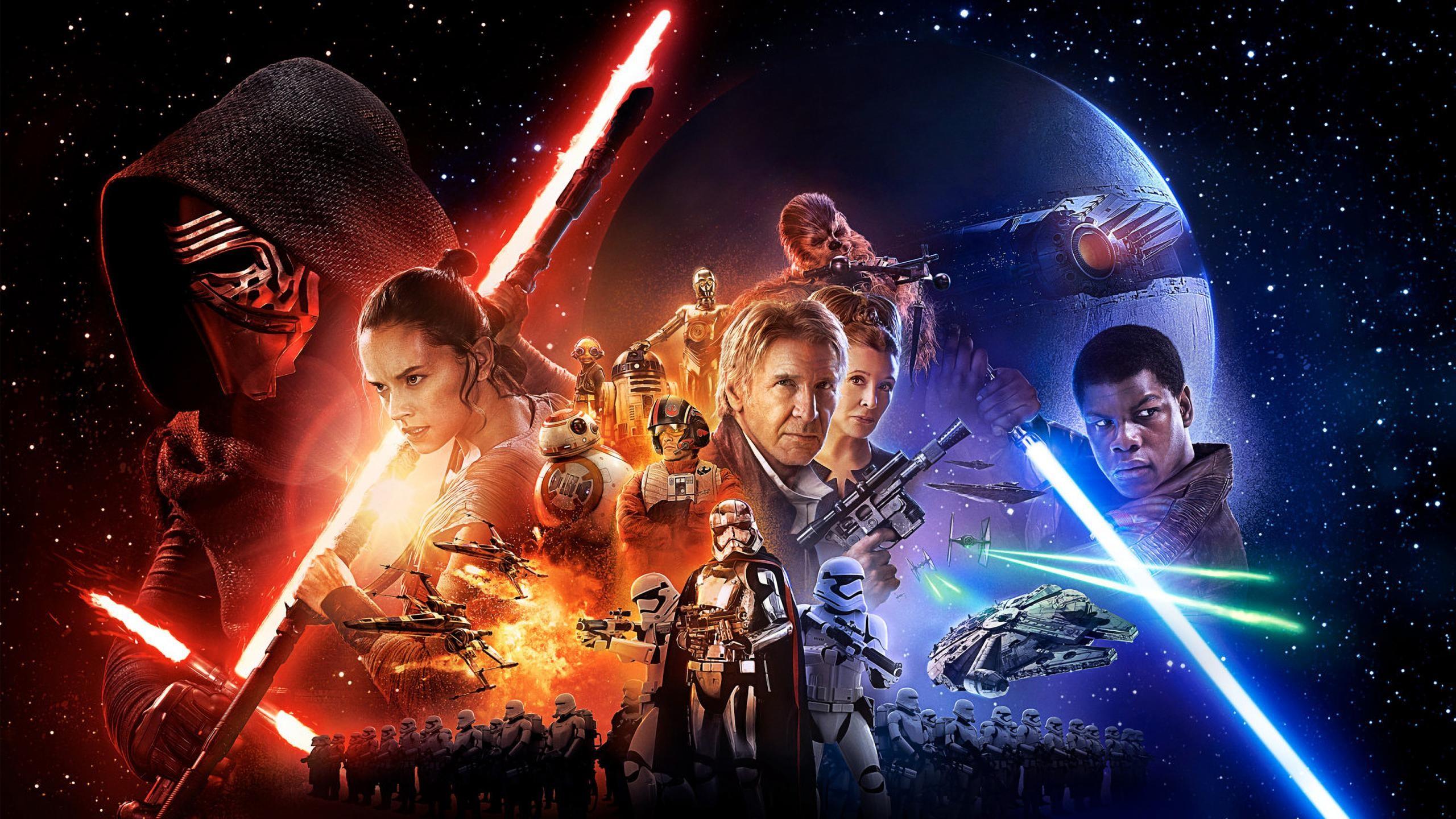 Star Wars Movie Wallpaper Wallpapertag