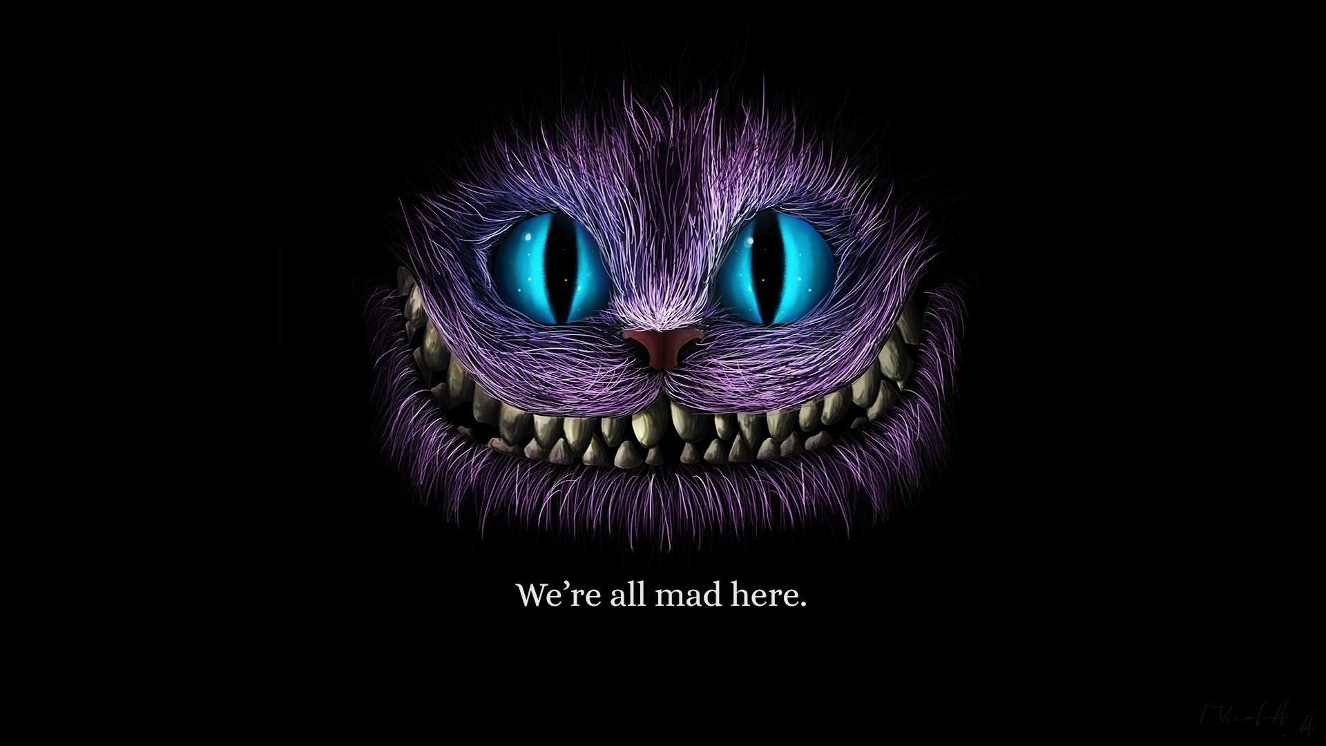 Cheshire Cat Wallpaper 1 Download Free Cool Full HD Wallpapers For