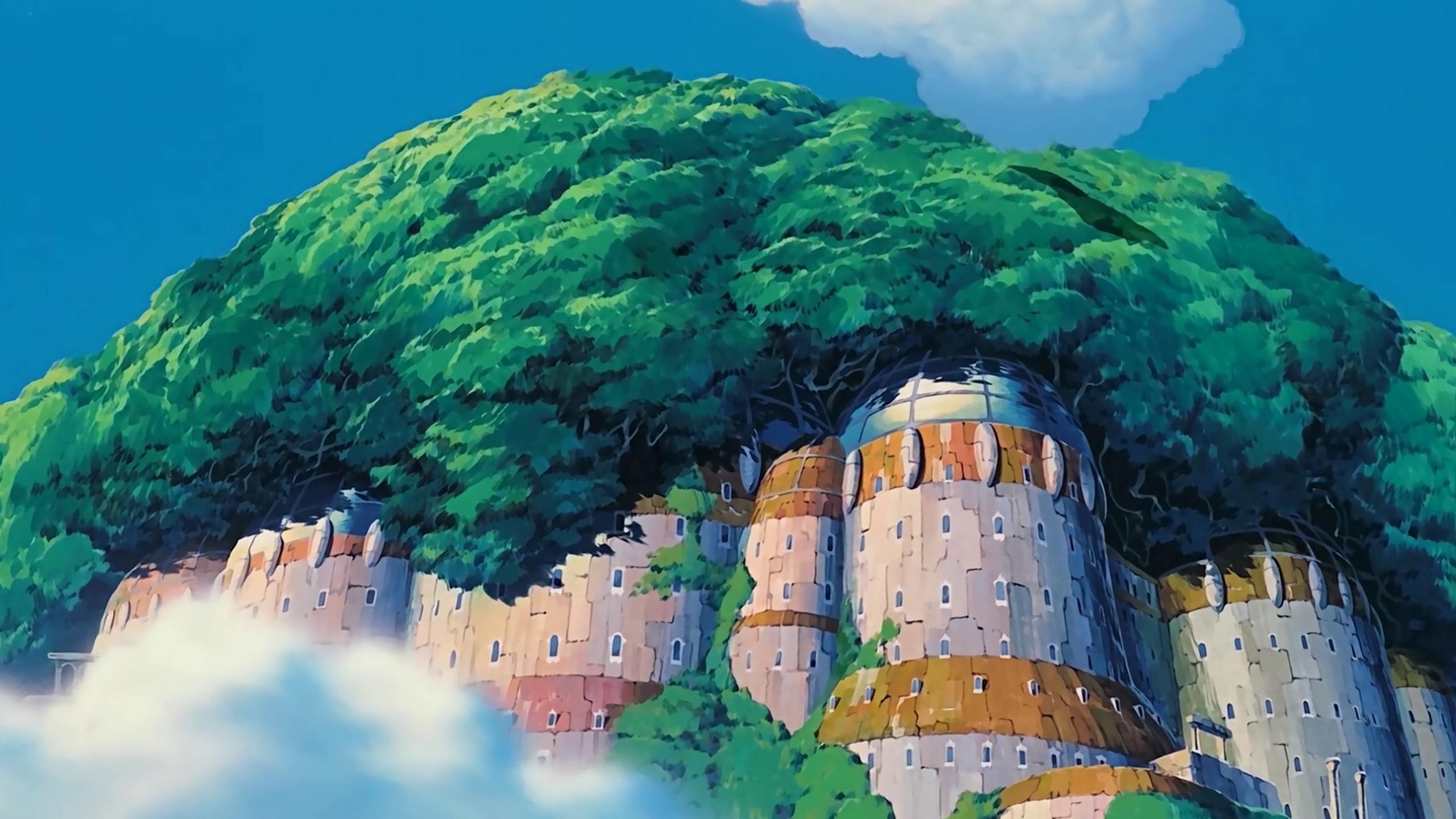 100 Seriously Awesome Ipad Pro Wallpapers: Miyazaki Wallpaper ·① Download Free Cool Full HD
