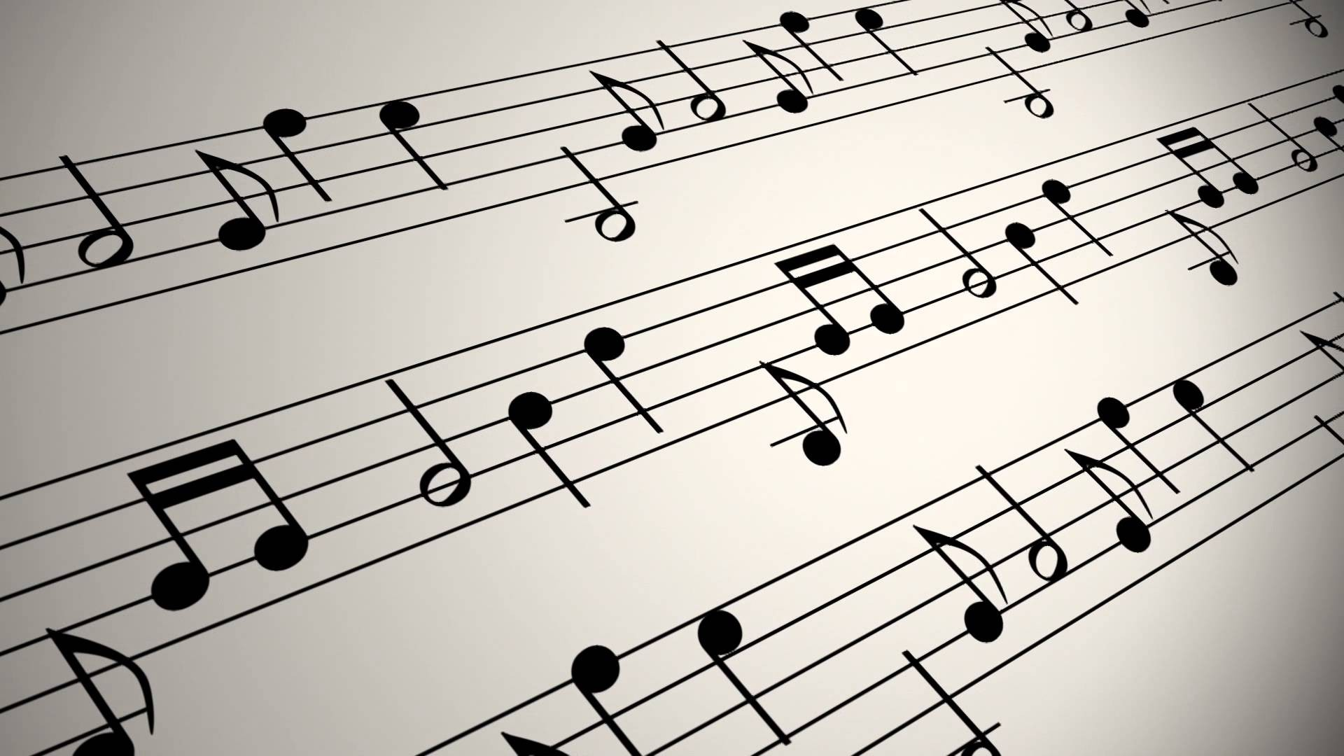 Music notes wallpaper download free high resolution - Wallpaper 1920x1080 music ...