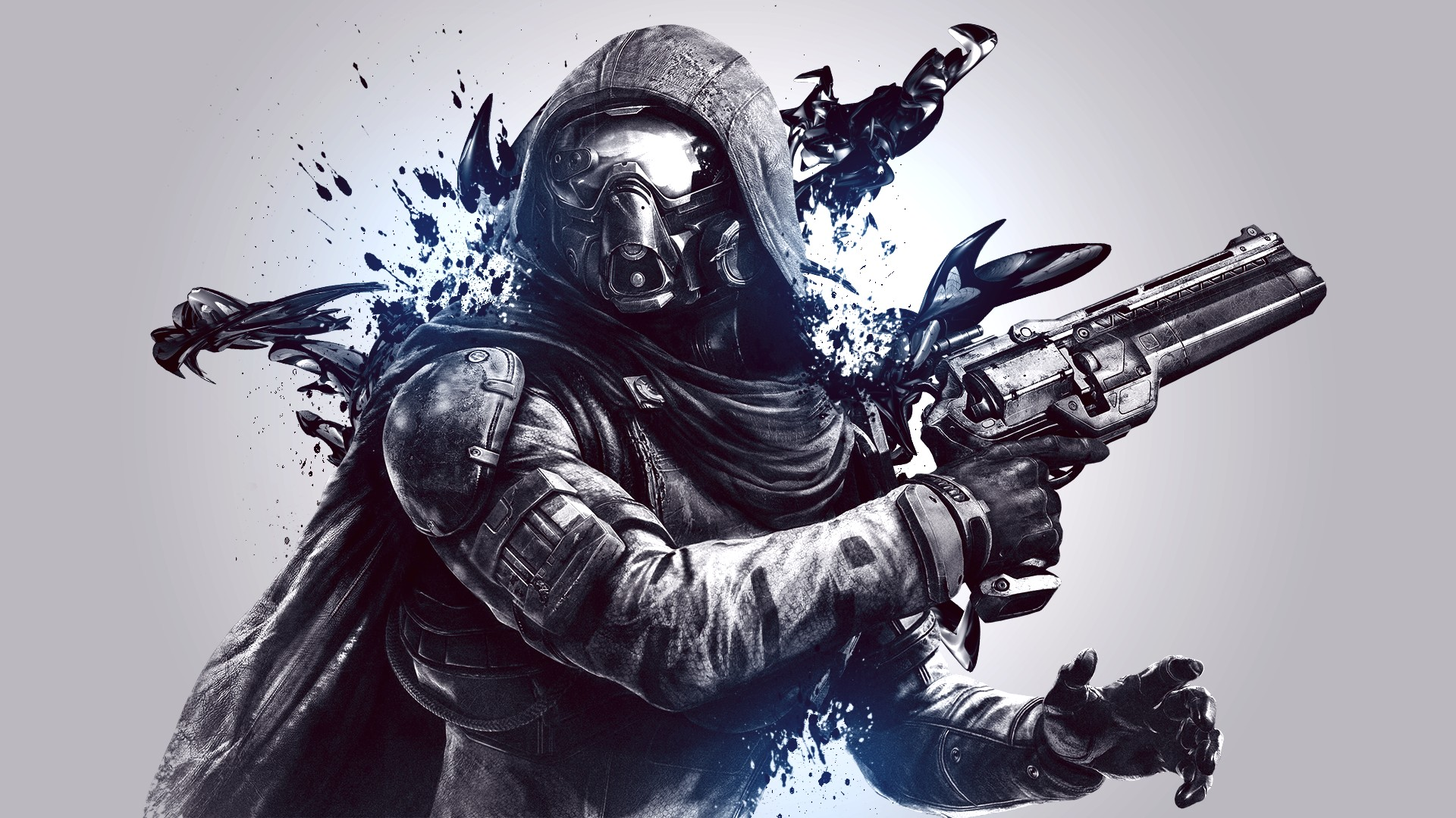 Destiny Hunter Wallpaper 1 Download Free Wallpapers For Desktop
