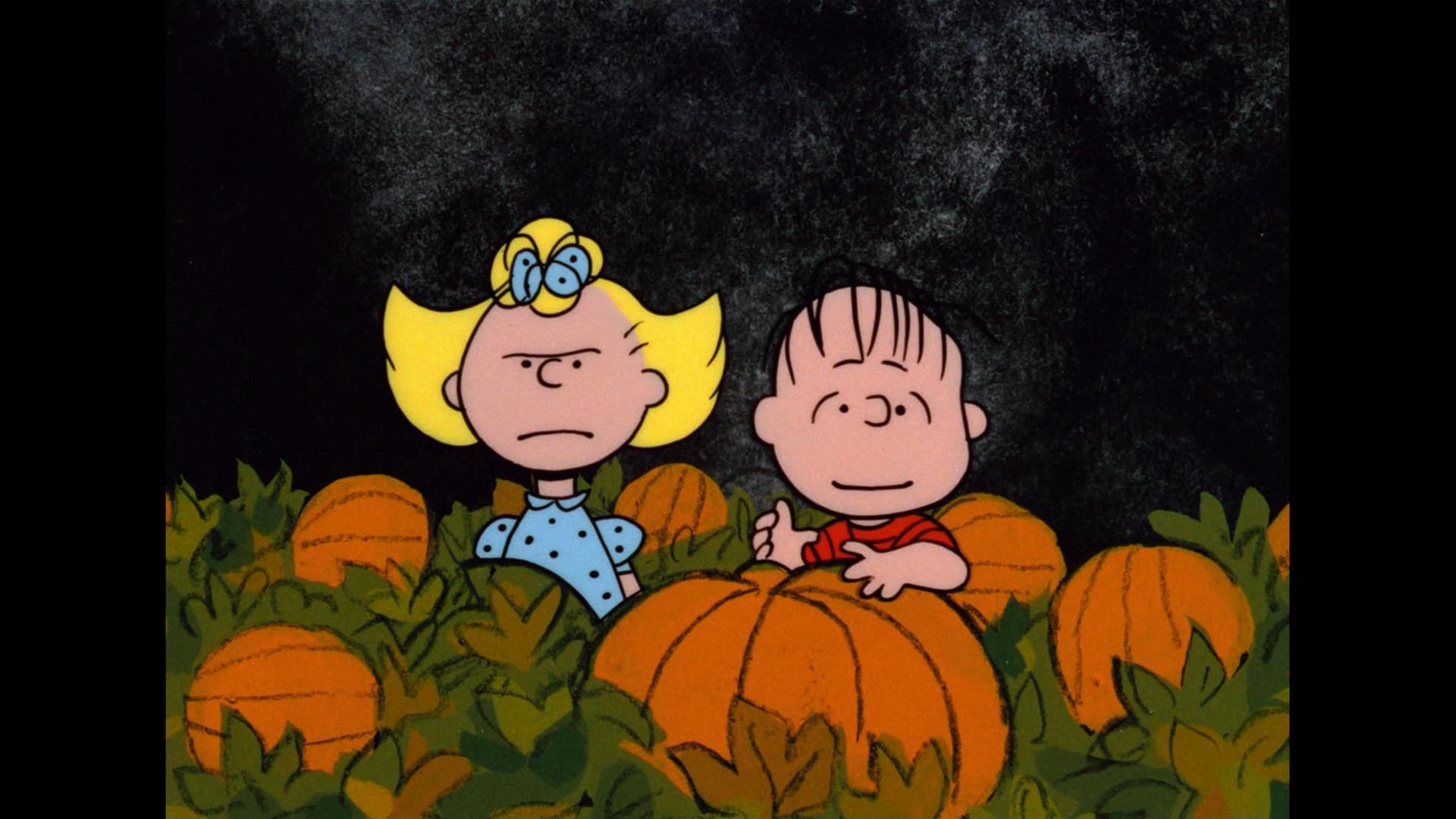 Great Pumpkin Charlie Brown Wallpaper 183 ① Wallpapertag