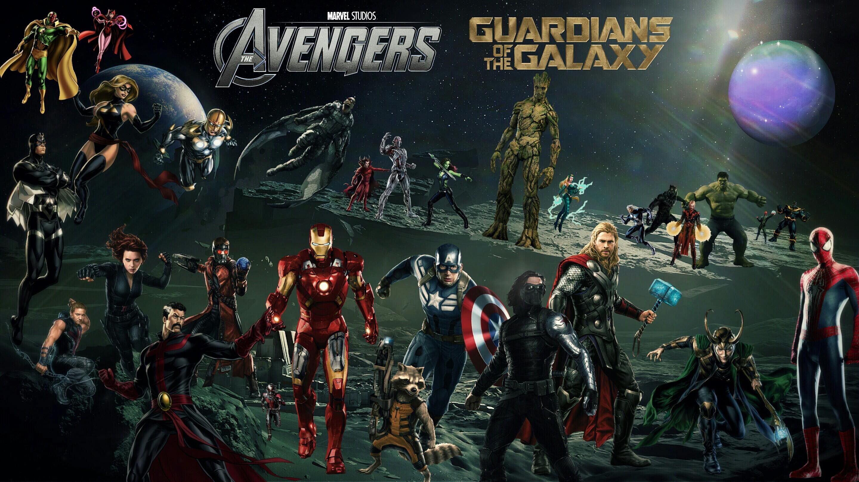 Marvel Universe Wallpaper ·① WallpaperTag