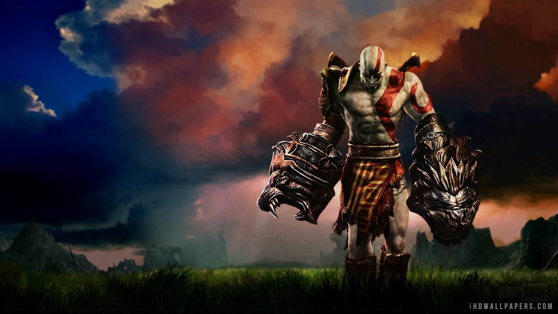 Kratos hd wallpaper wallpapertag - Wallpaper kratos ...