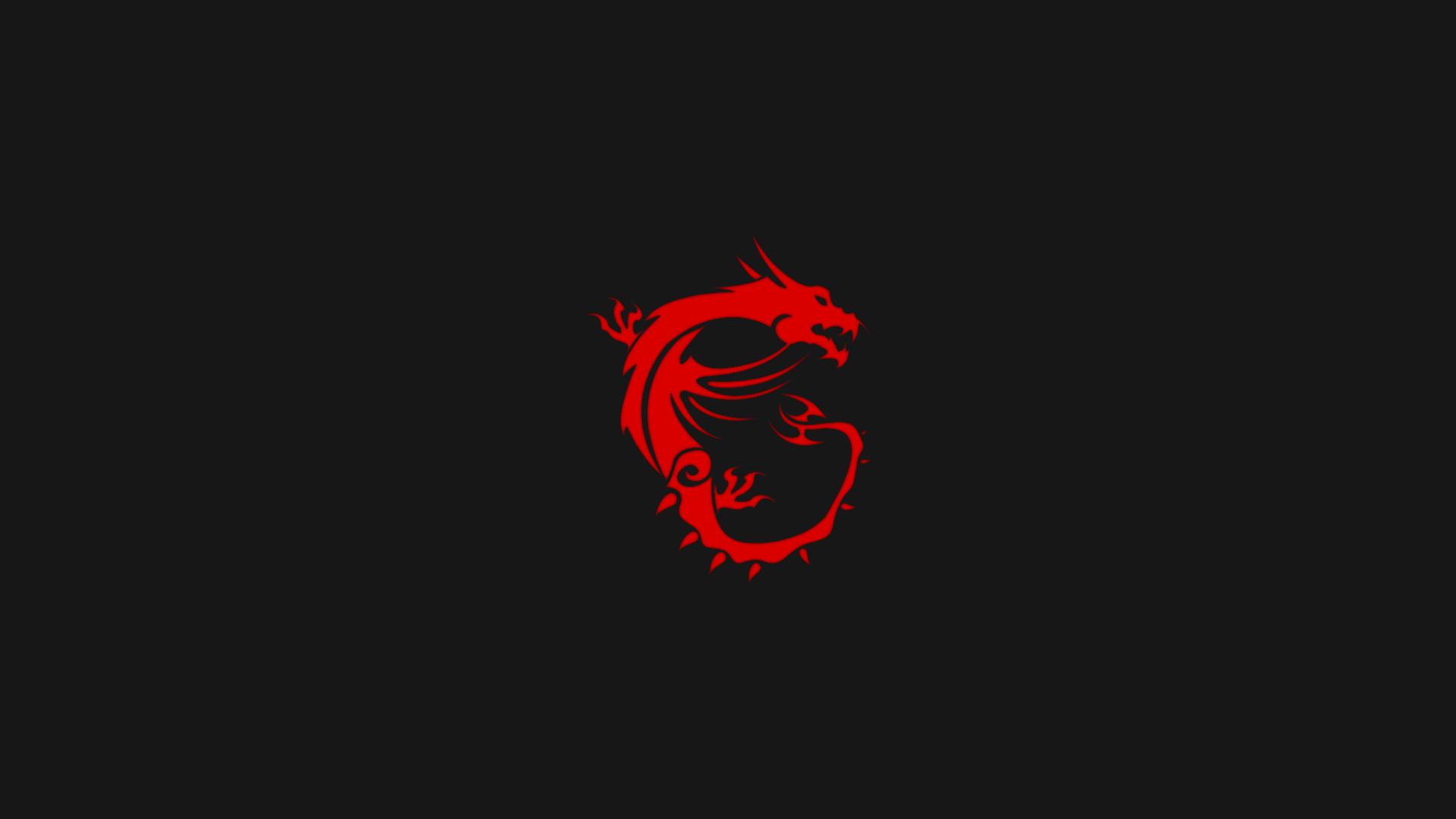 Dragon Logo Wallpaper 1