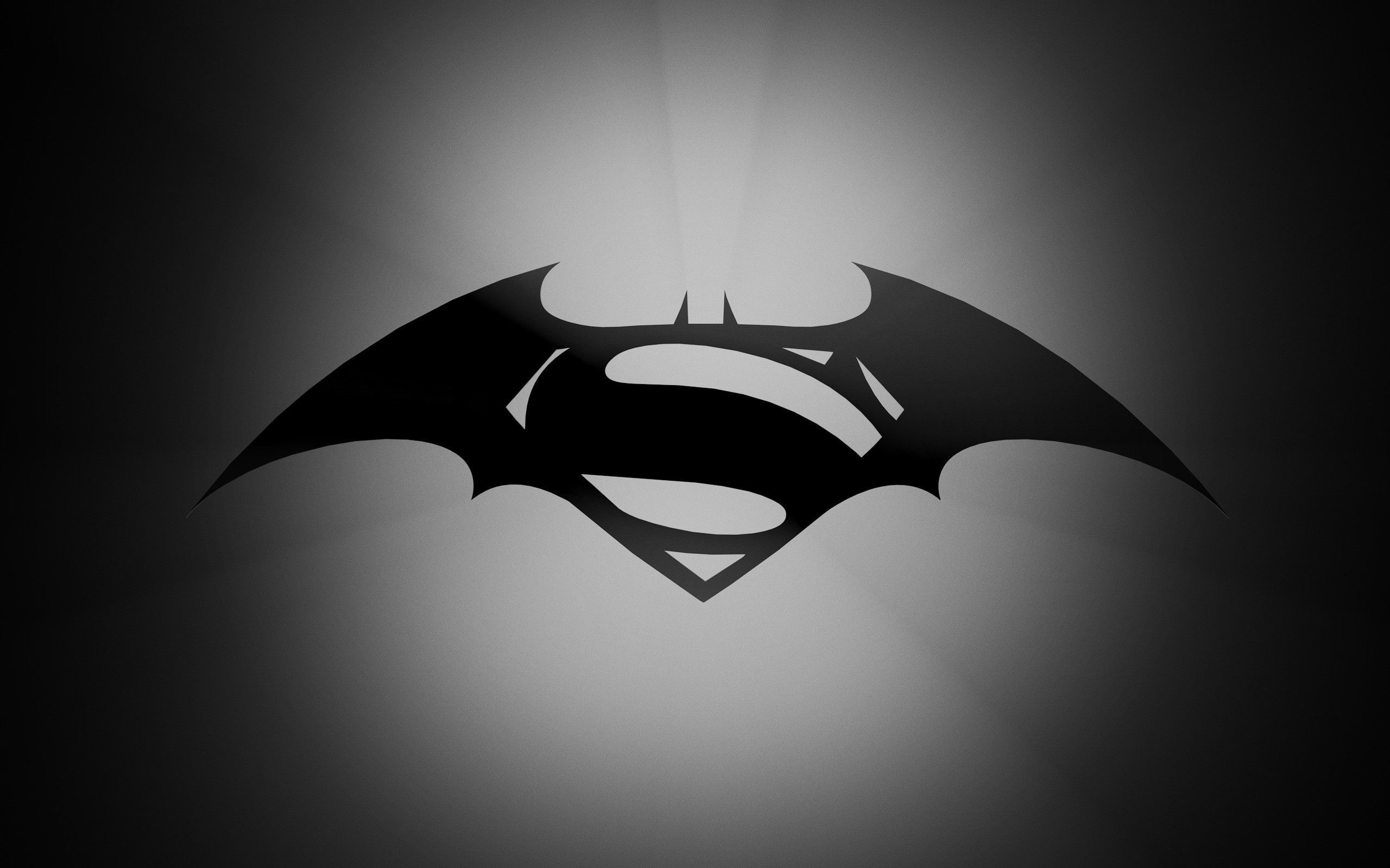 superman and batman logo wallpaper a'