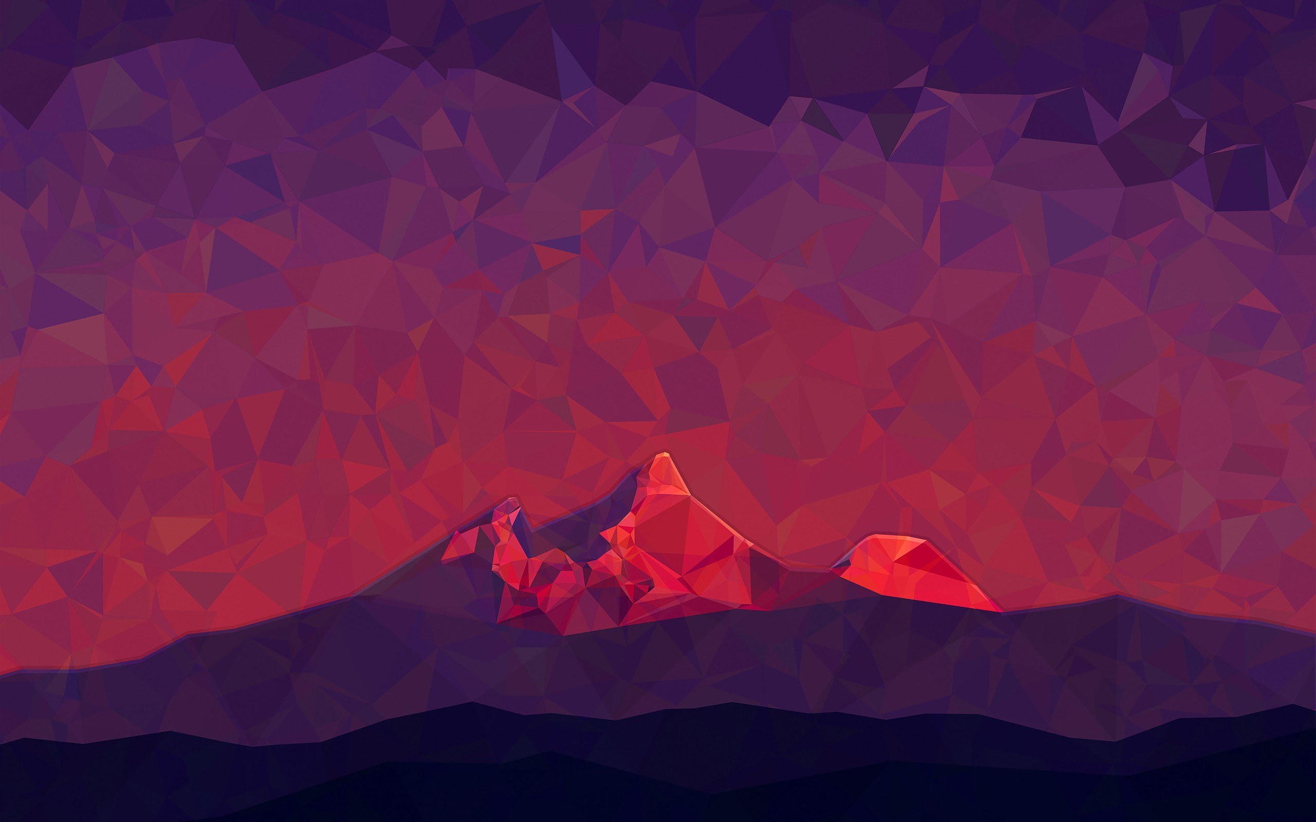 Polygon background download free beautiful high resolution 2560x1600 download free polygon background 2560x1600 cell phone voltagebd Choice Image