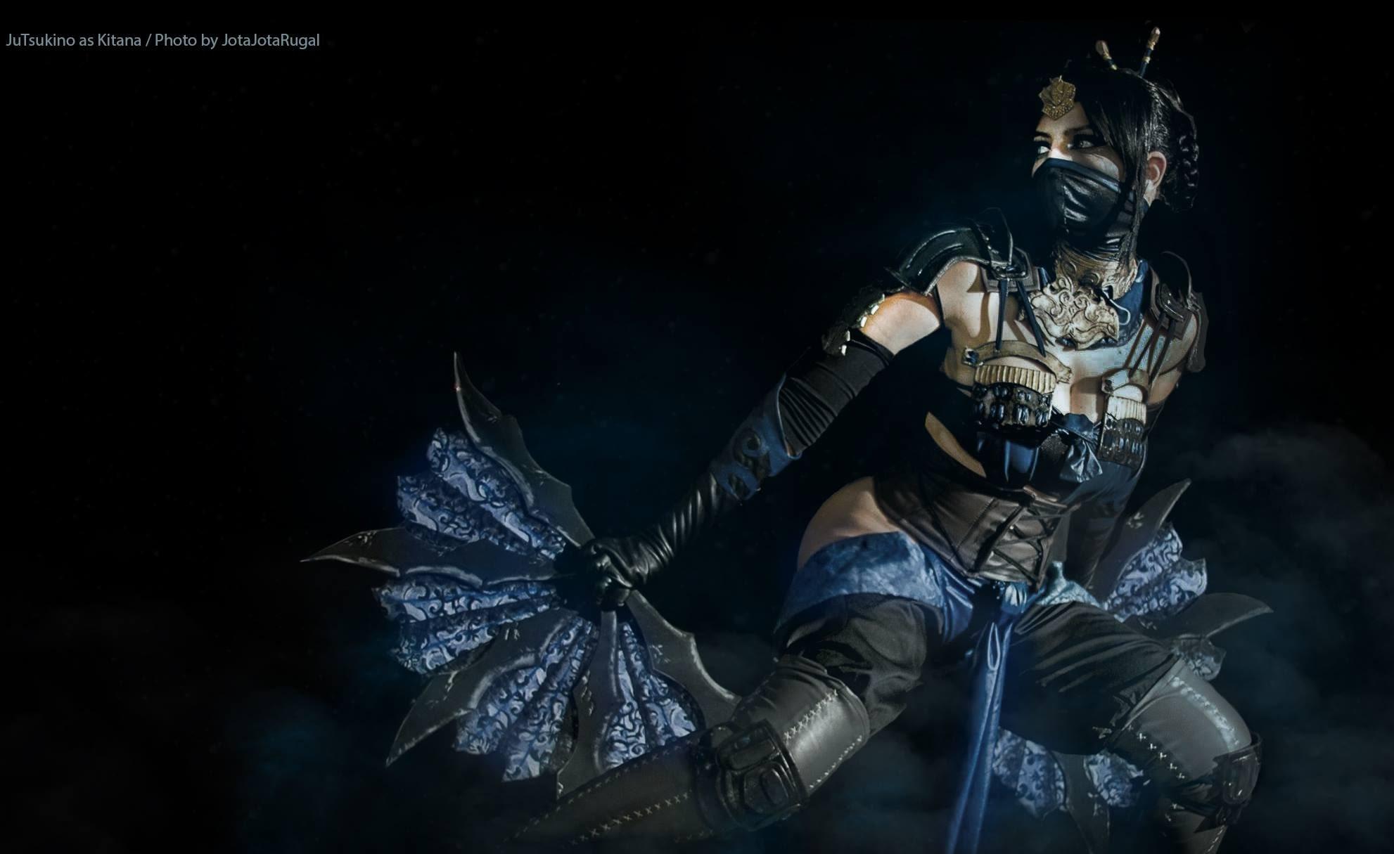 1920x1080 Raiden Mortal Kombat X Characters Wallpapers HD