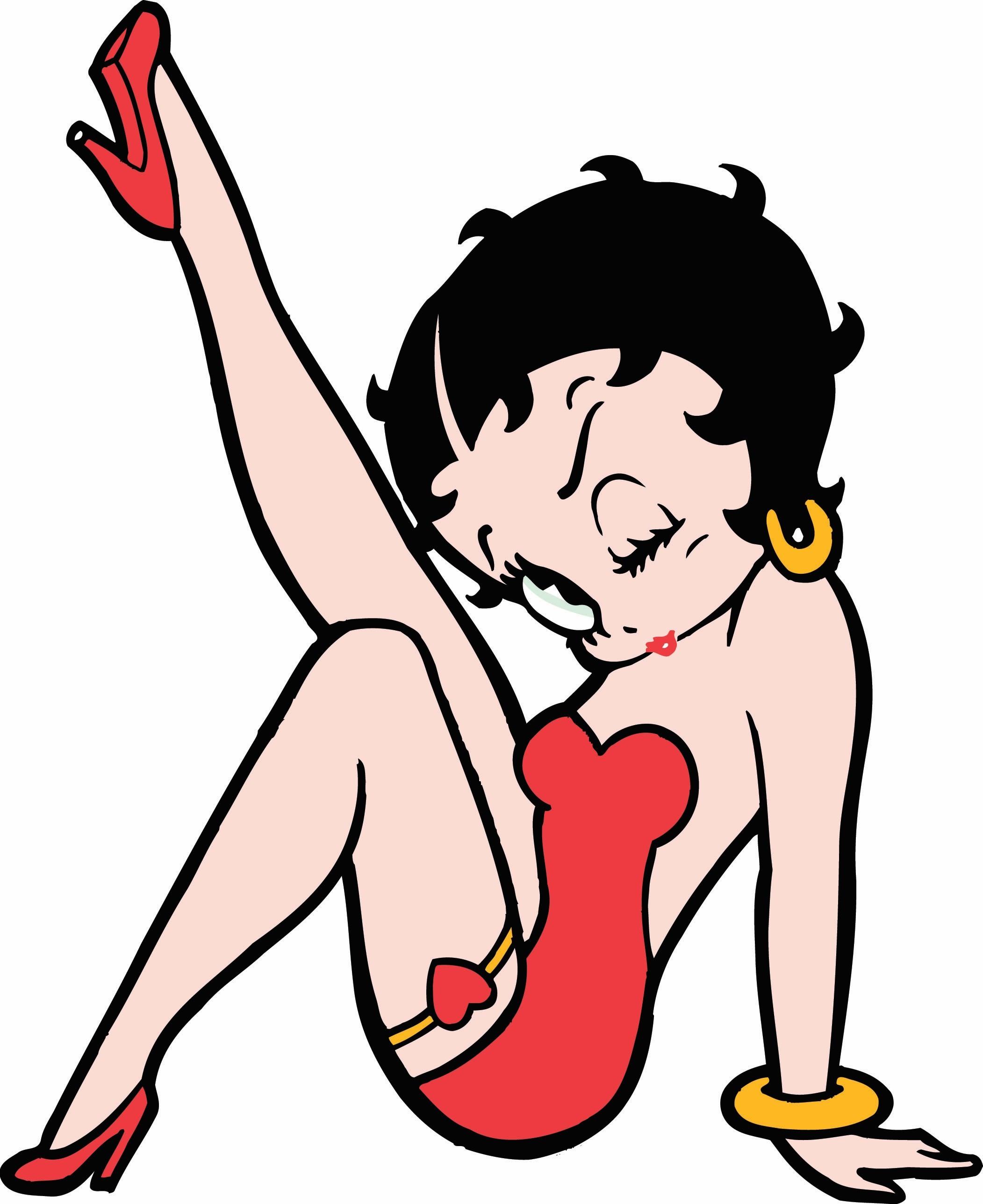 Wallpaper of Betty Boop ·â'