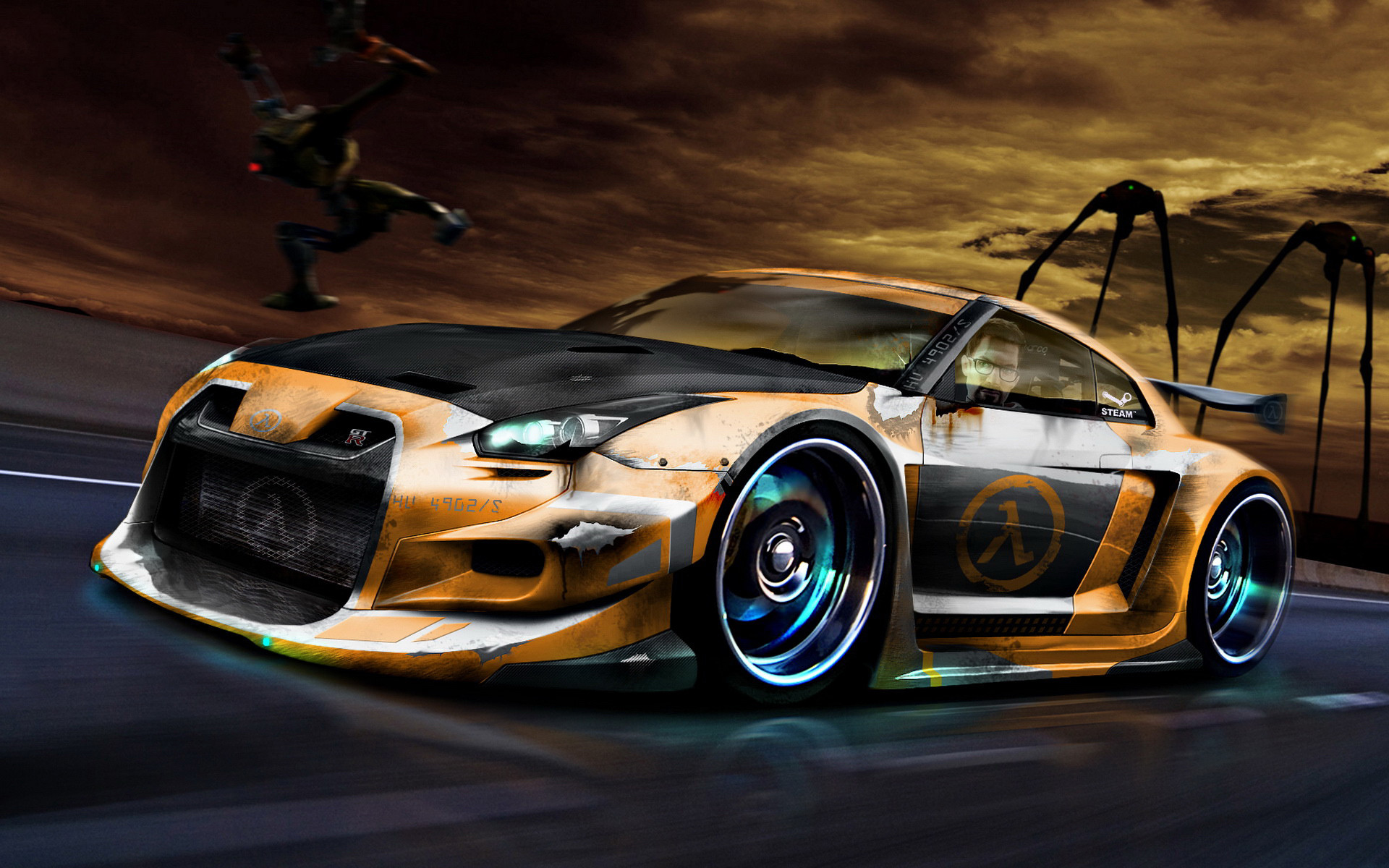 Cool Sport Cars Wallpaper