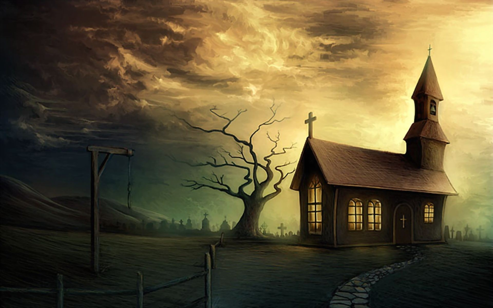Horror Wallpaper ·① Download Free Amazing Wallpapers For