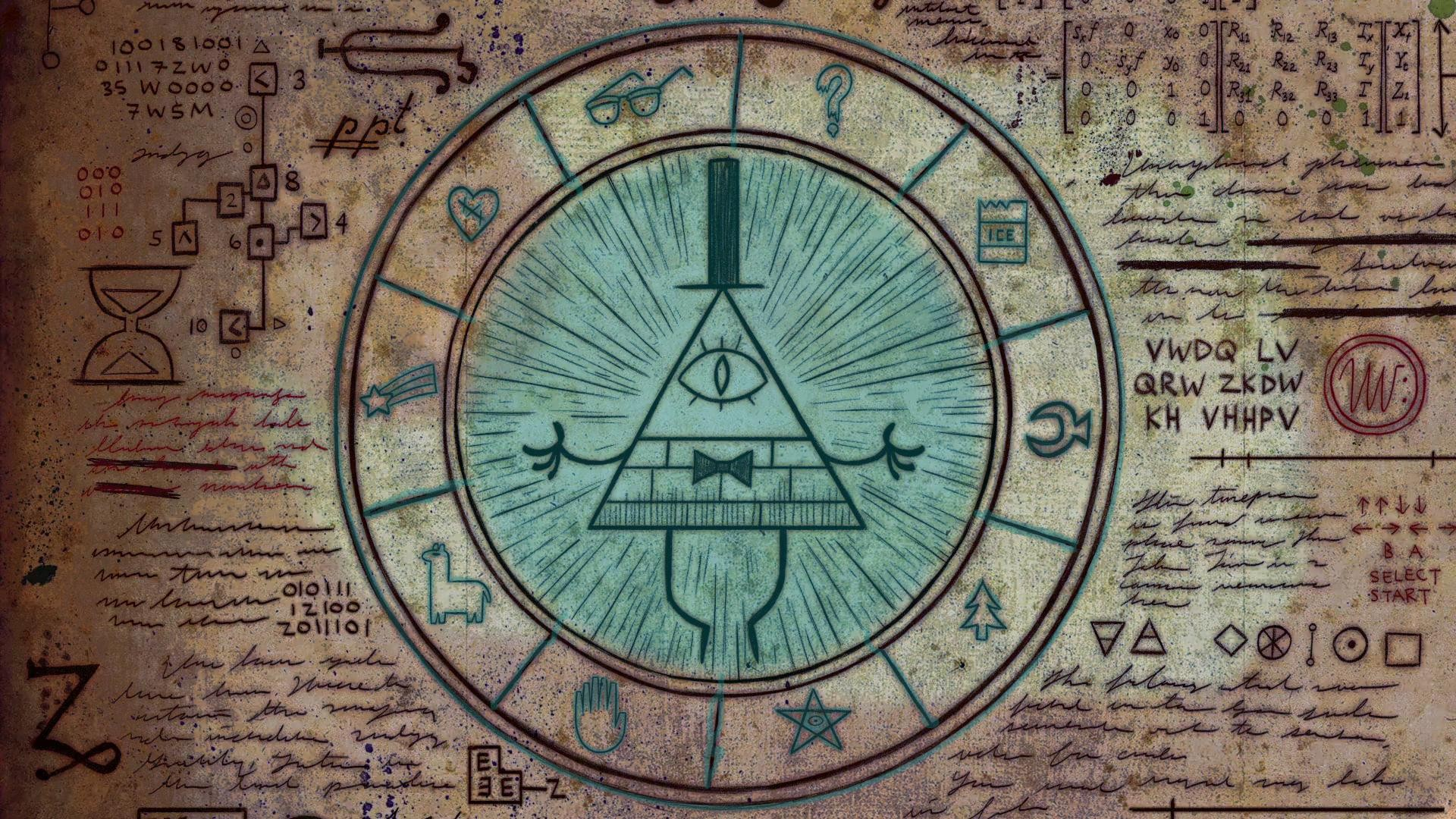 Bill Cipher wallpaper ·â' Download free awesome full HD backgrounds