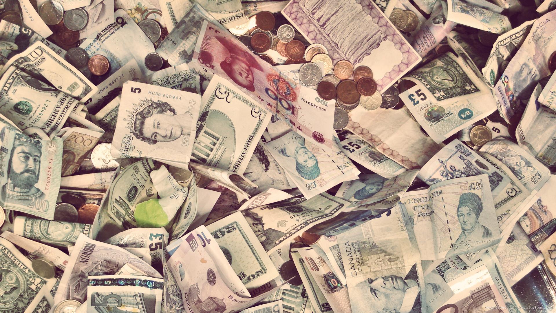 открытка с деньгами фото картинки много разных