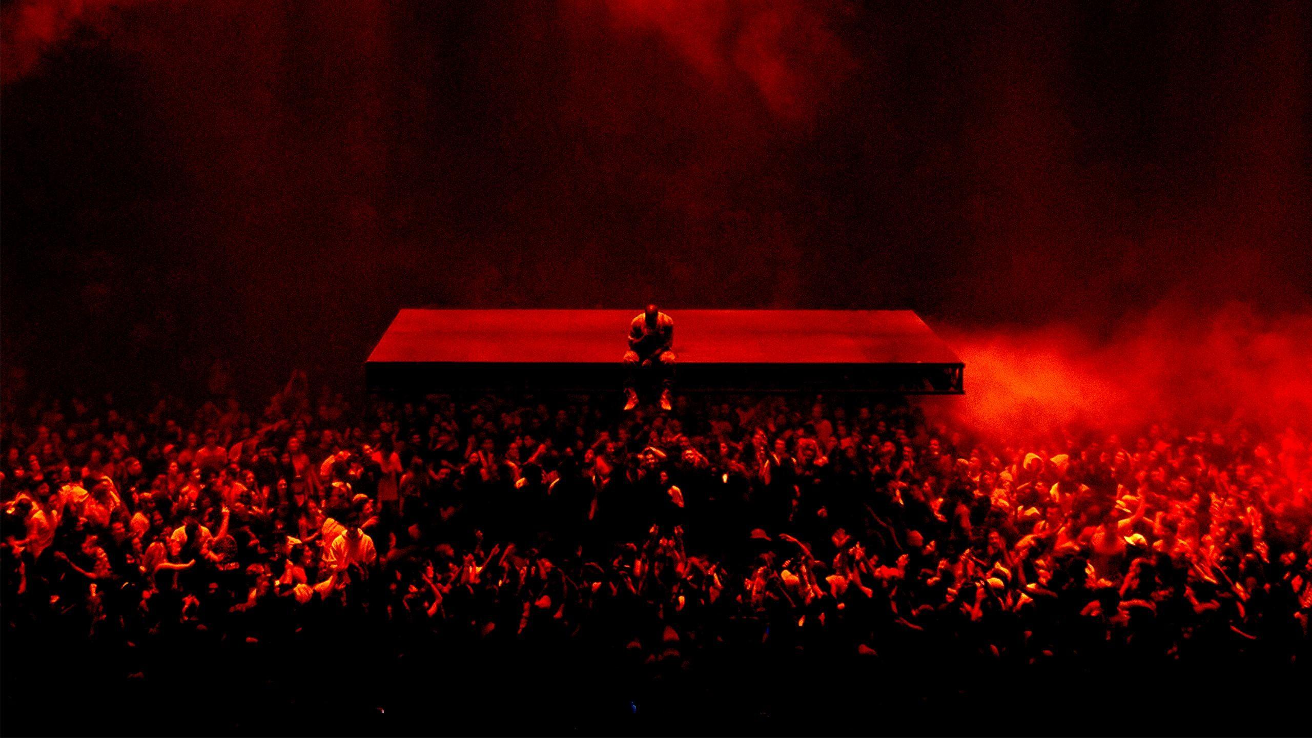 Kanye West wallpaper ·① Download free cool High Resolution ... Kanye West Yeezus Concert