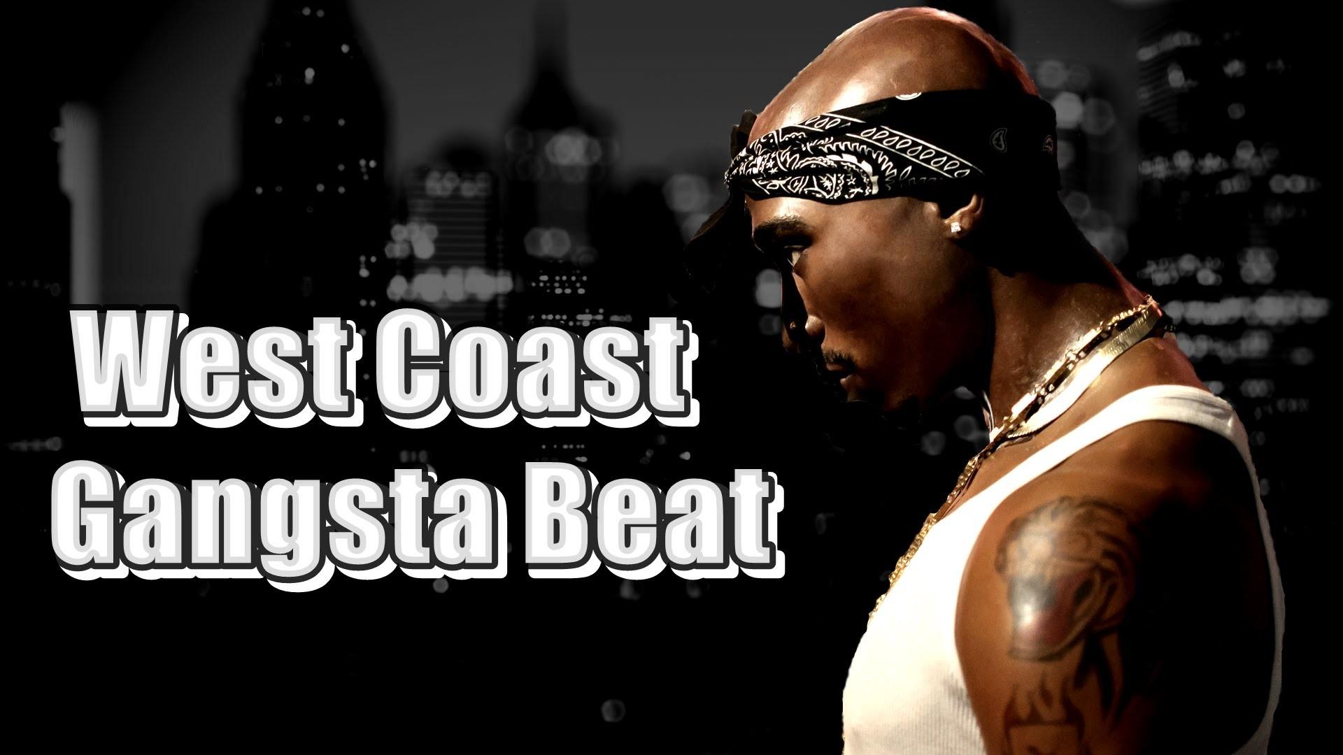 West Coast Rapper