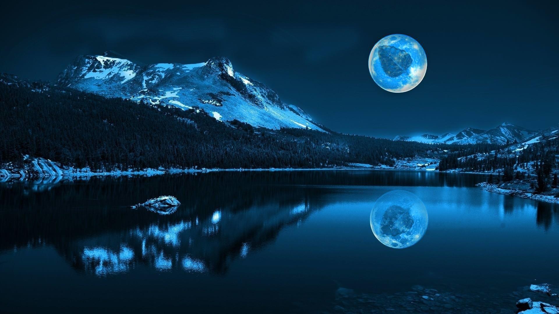 Скачать Обои Луна На Телефон