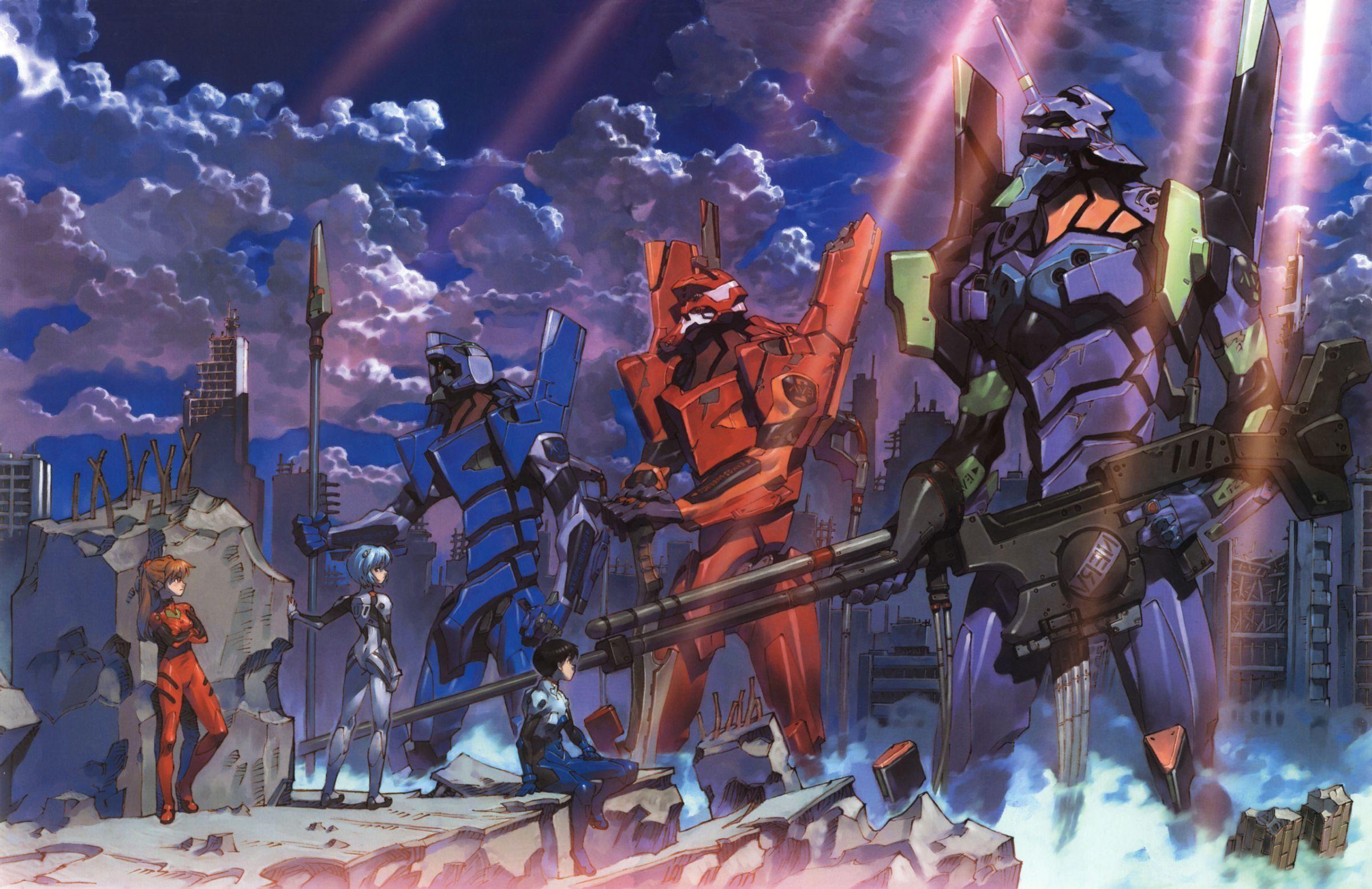 Neon Genesis Evangelion wallpaper ·① Download free full HD ...