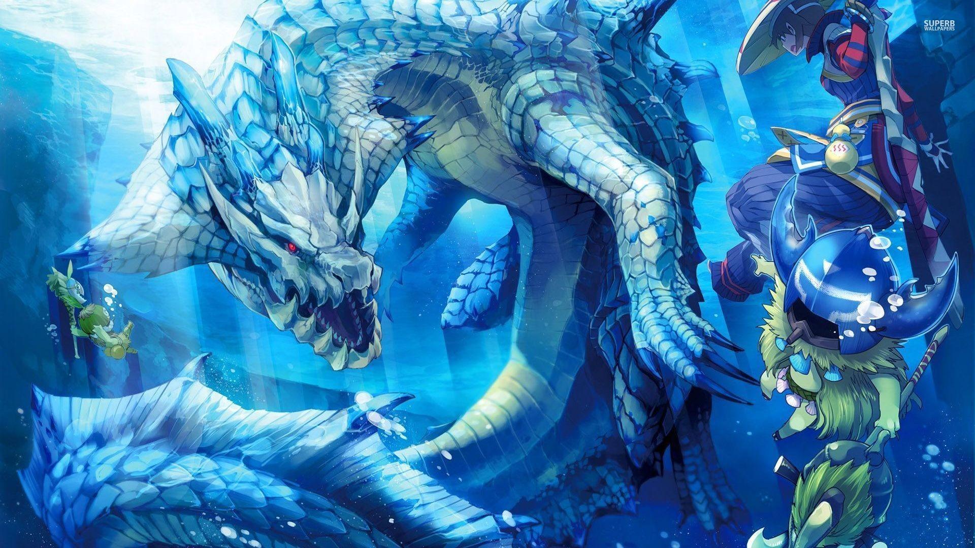 Monster Hunter Background Wallpapertag