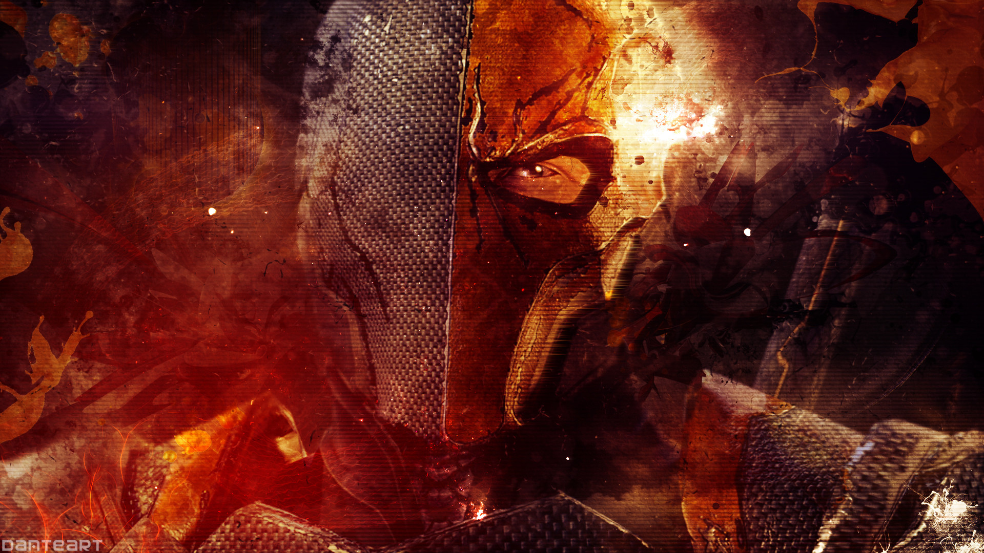 deathstroke wallpapers 183��