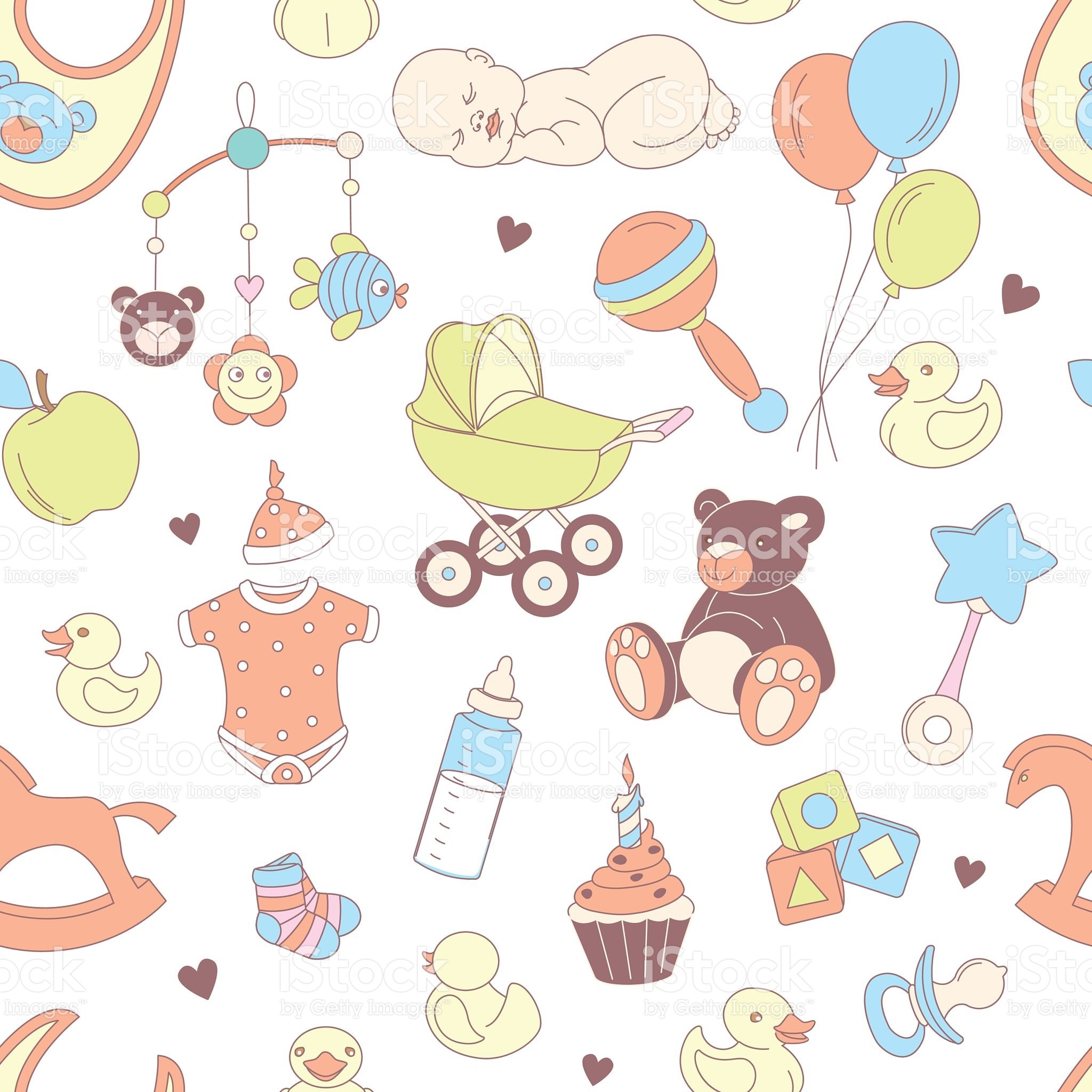 Baby Boy Wallpaper Patterns 183 ①