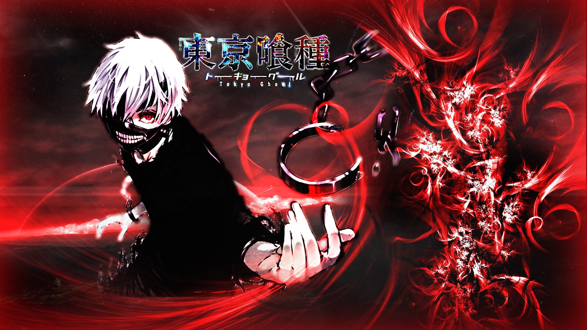 Tokyo Ghoul Wallpaper Hd Download Free Cool Backgrounds For