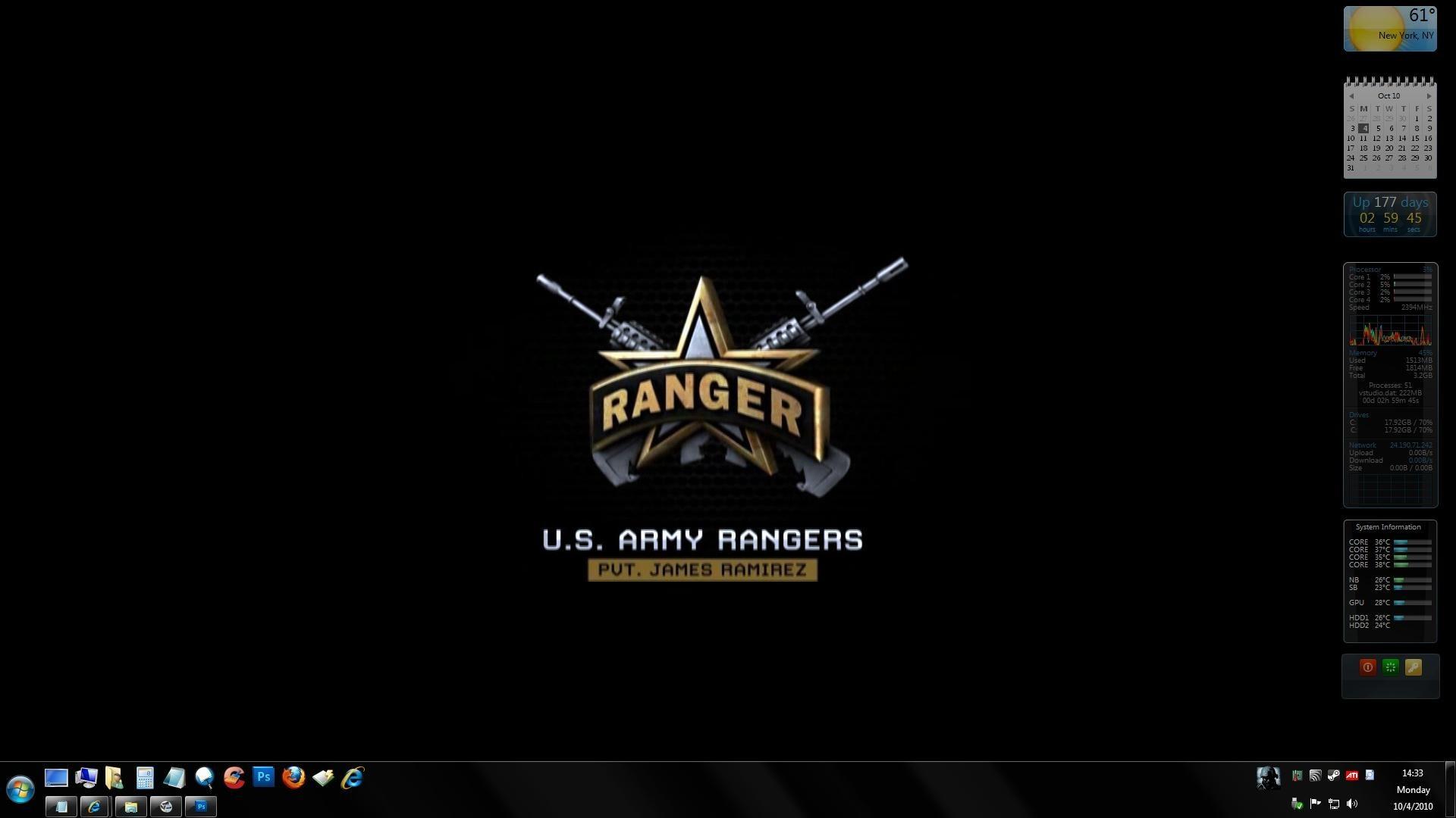 Us Army Desktop Wallpaper Wallpapertag