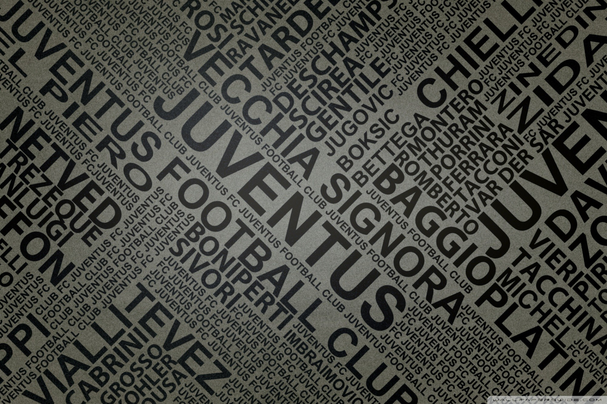 Text Wallpaper: Juventus Background ·① WallpaperTag