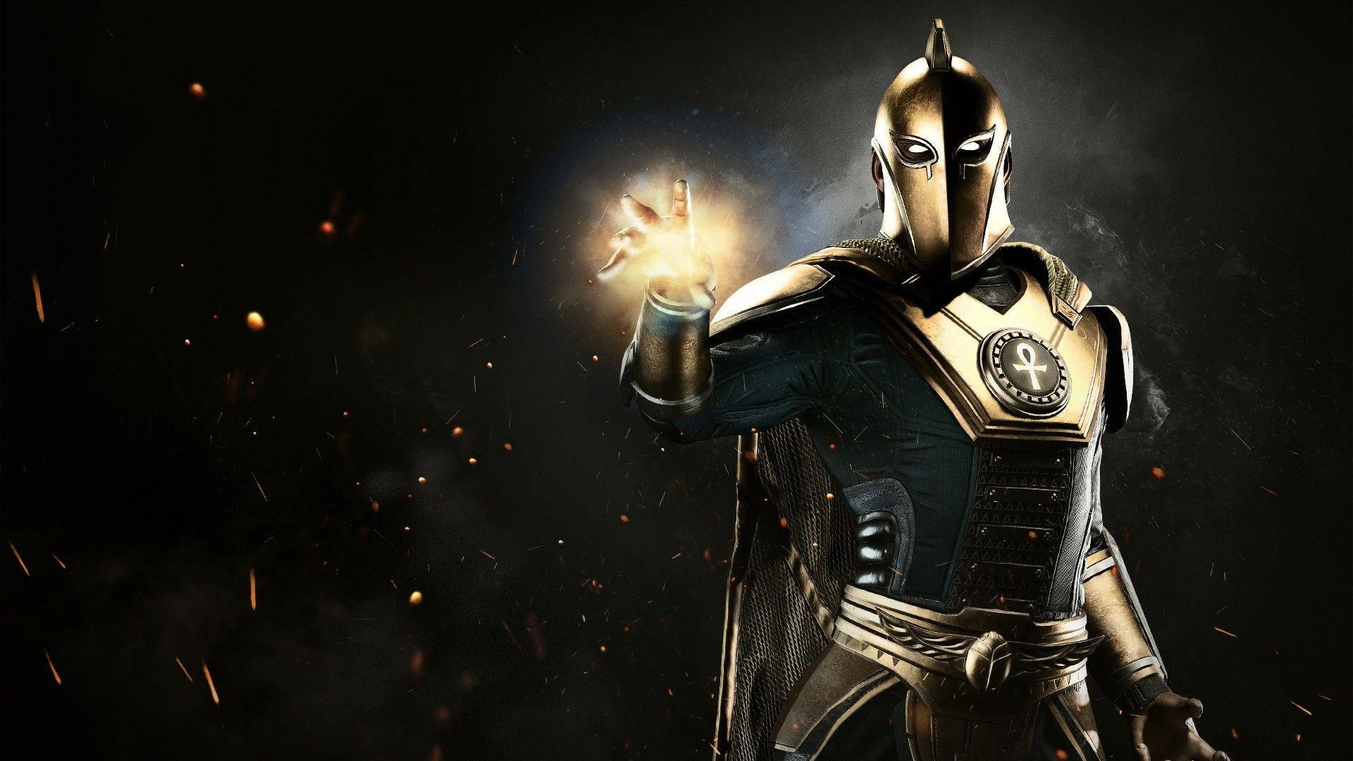 Doctor Fate Wallpapers Wallpapertag