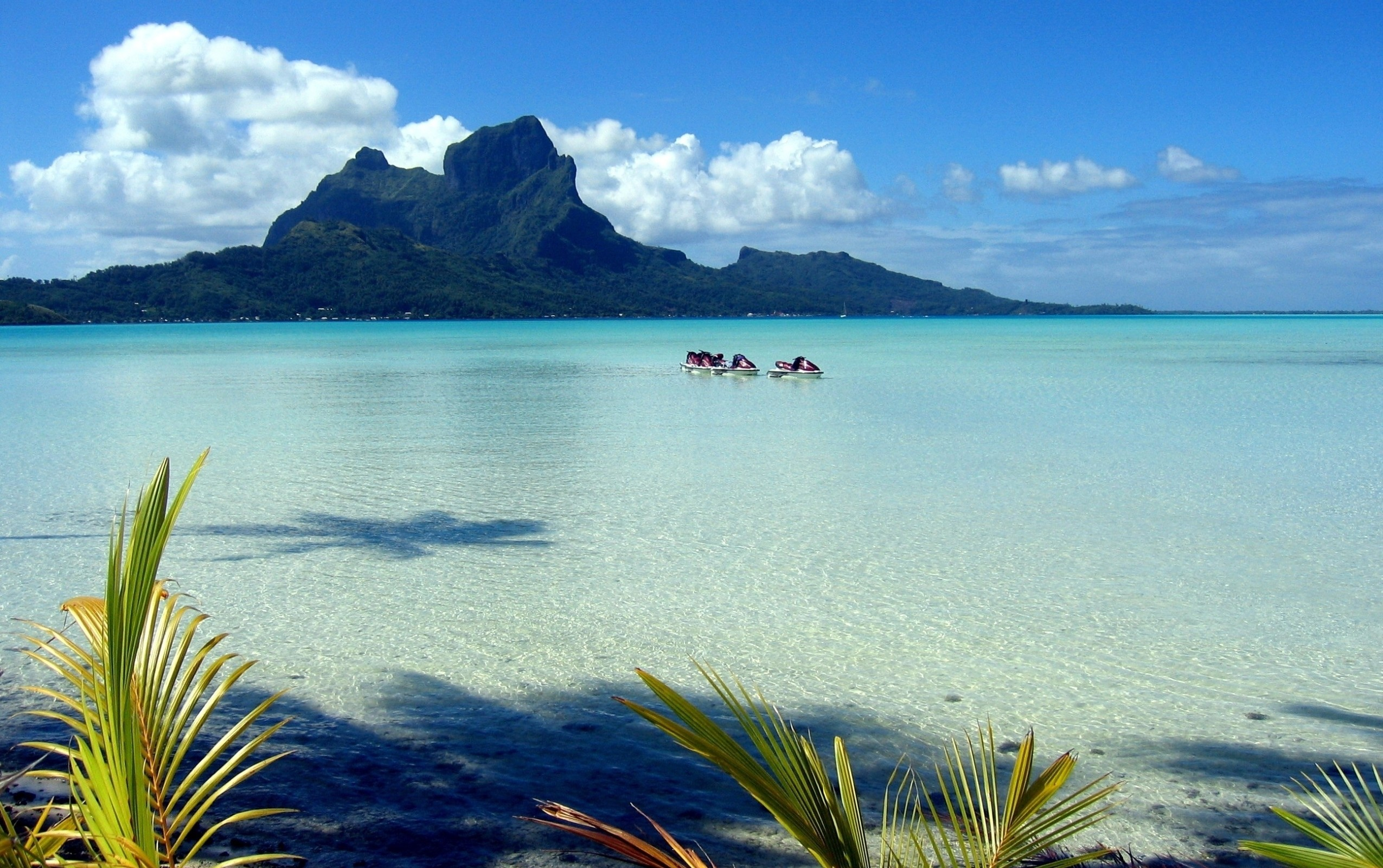 Bora Bora Bungalows 4k Hd Desktop Wallpaper For Wide: Bora Bora Backgrounds ·①