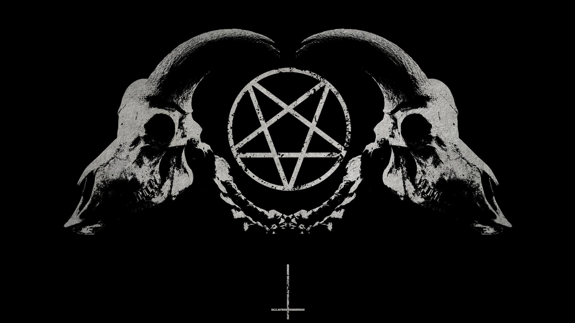 Satanic wallpaper download free amazing hd wallpapers - Devil skull wallpaper ...