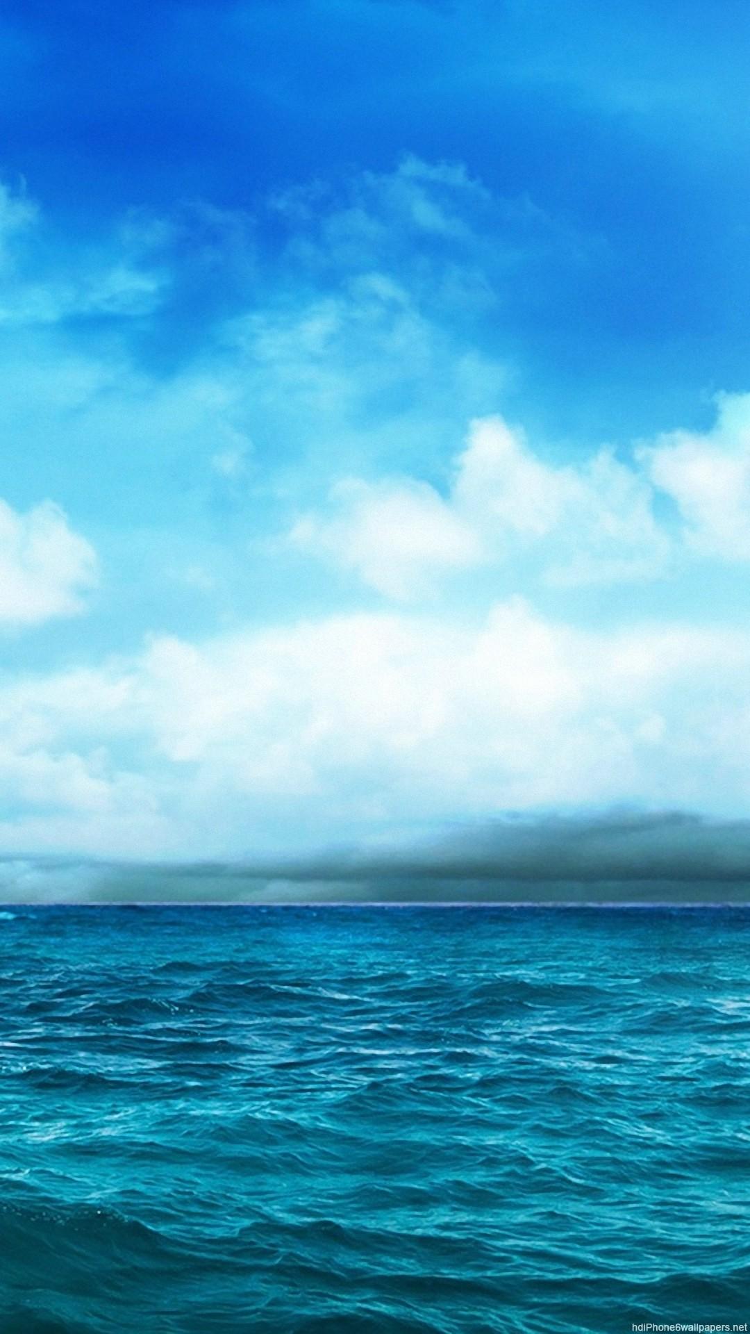 Ocean blue wallpaper - Wallpaper ocean blue ...