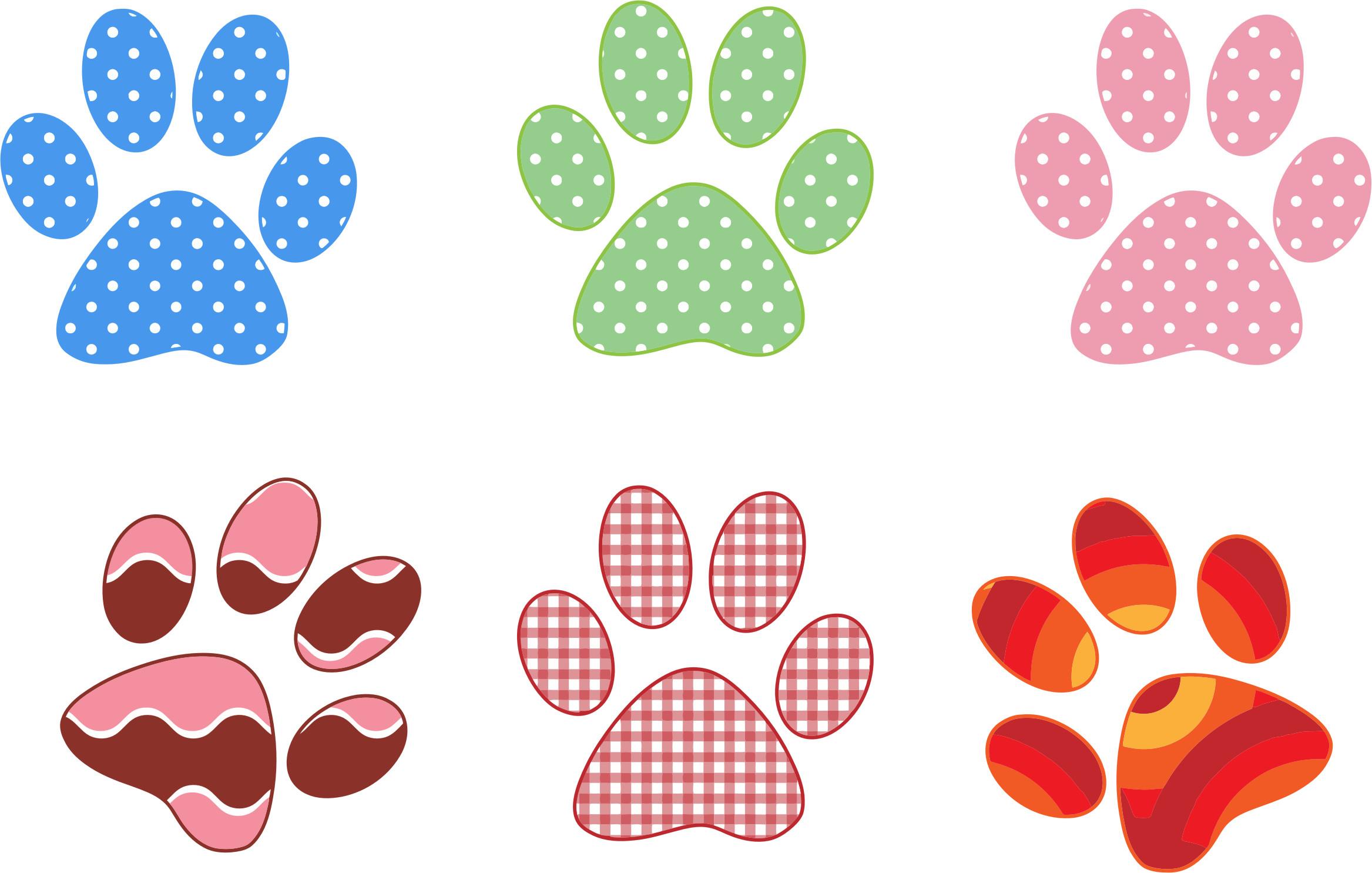 Paw Prints Wallpaper ·① WallpaperTag