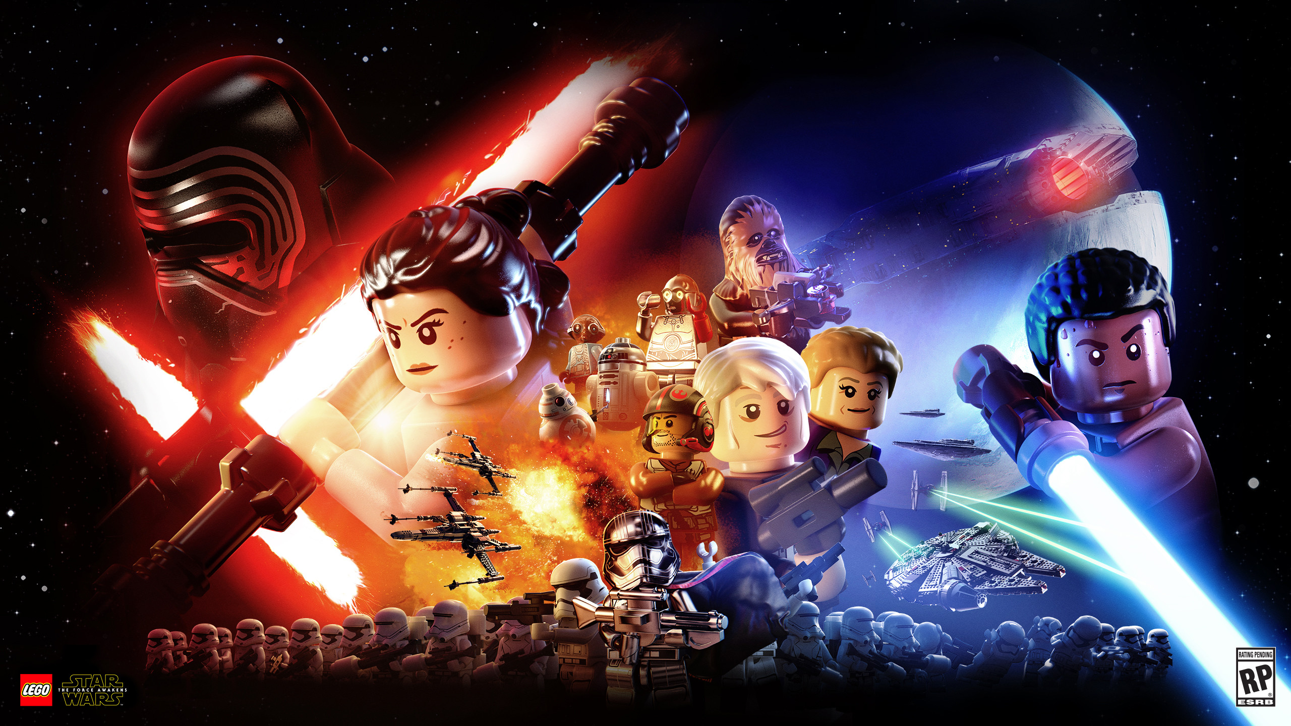 Lego Star Wars Wallpaper Wallpapertag