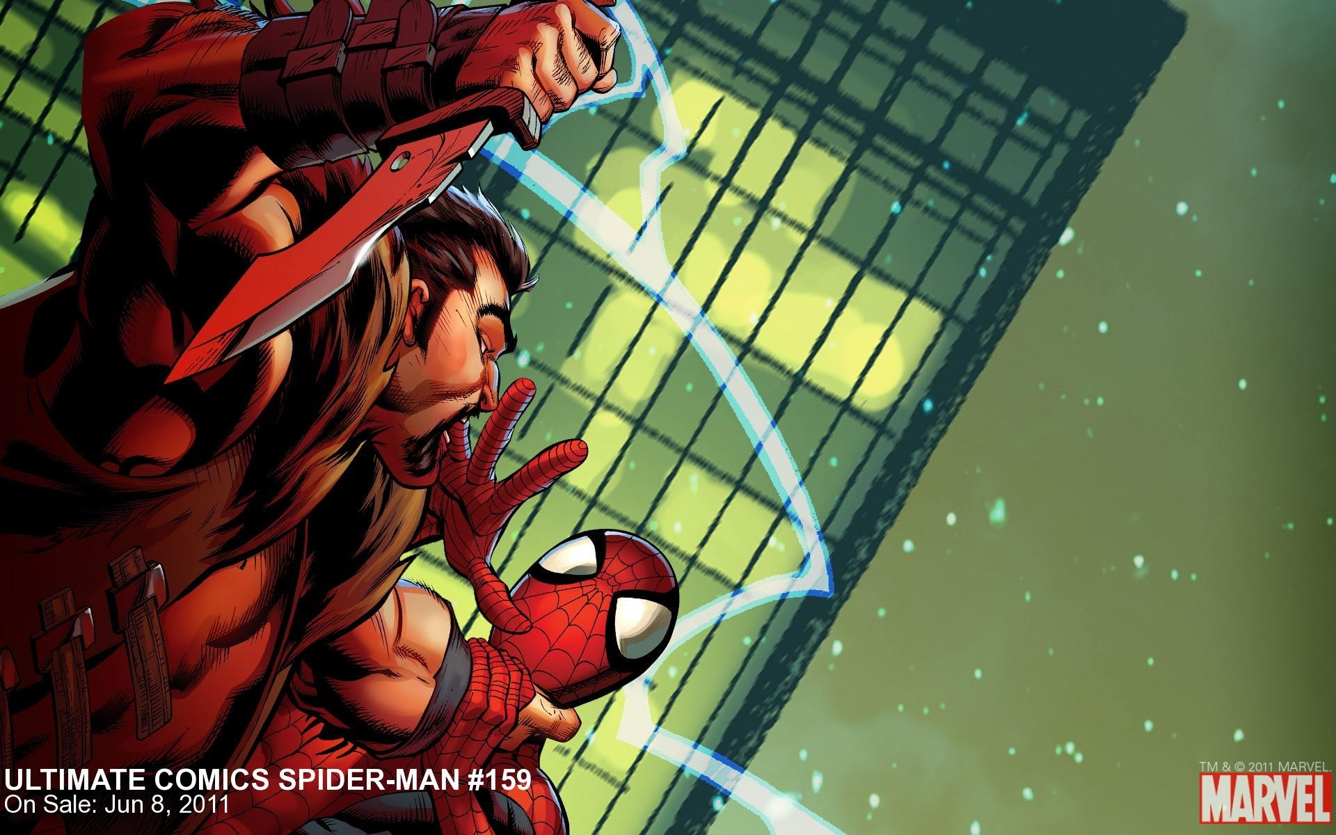 Ultimate Spider Man Wallpapers Wallpapertag