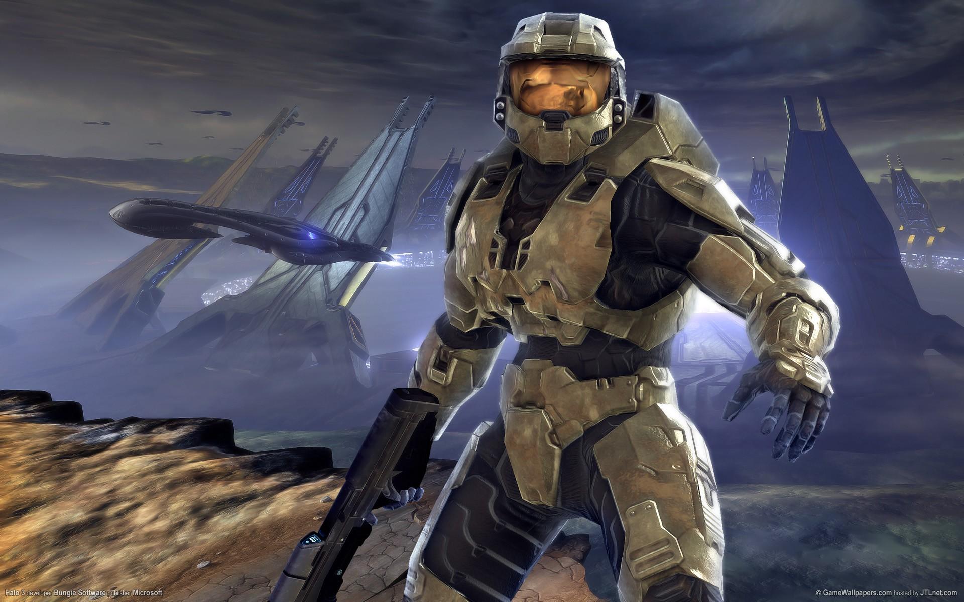 Halo 3 wallpaper ·① Download free beautiful full HD ...